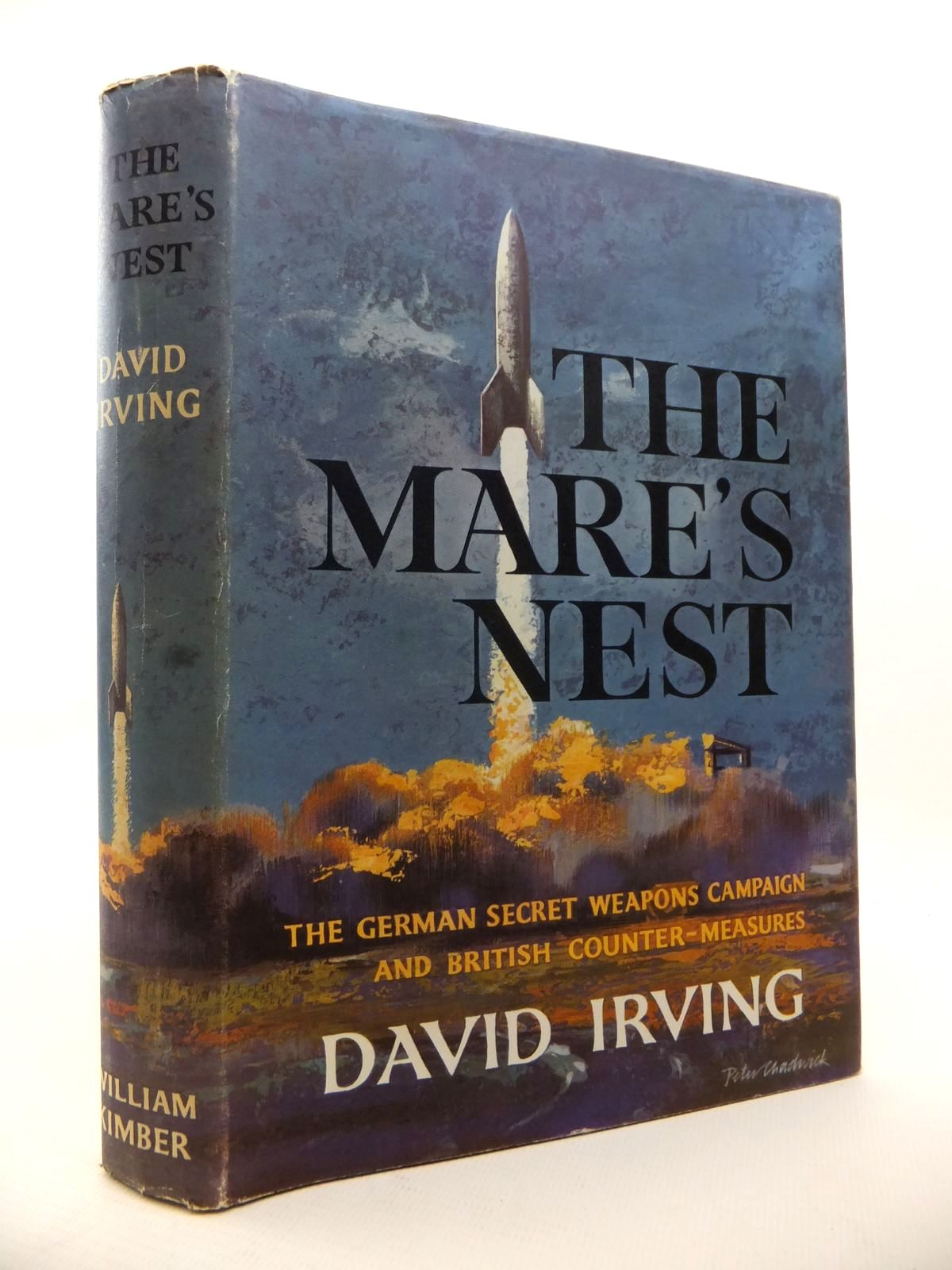 Photo of THE MARE'S NEST written by Irving, David published by William Kimber (STOCK CODE: 1813013)  for sale by Stella & Rose's Books