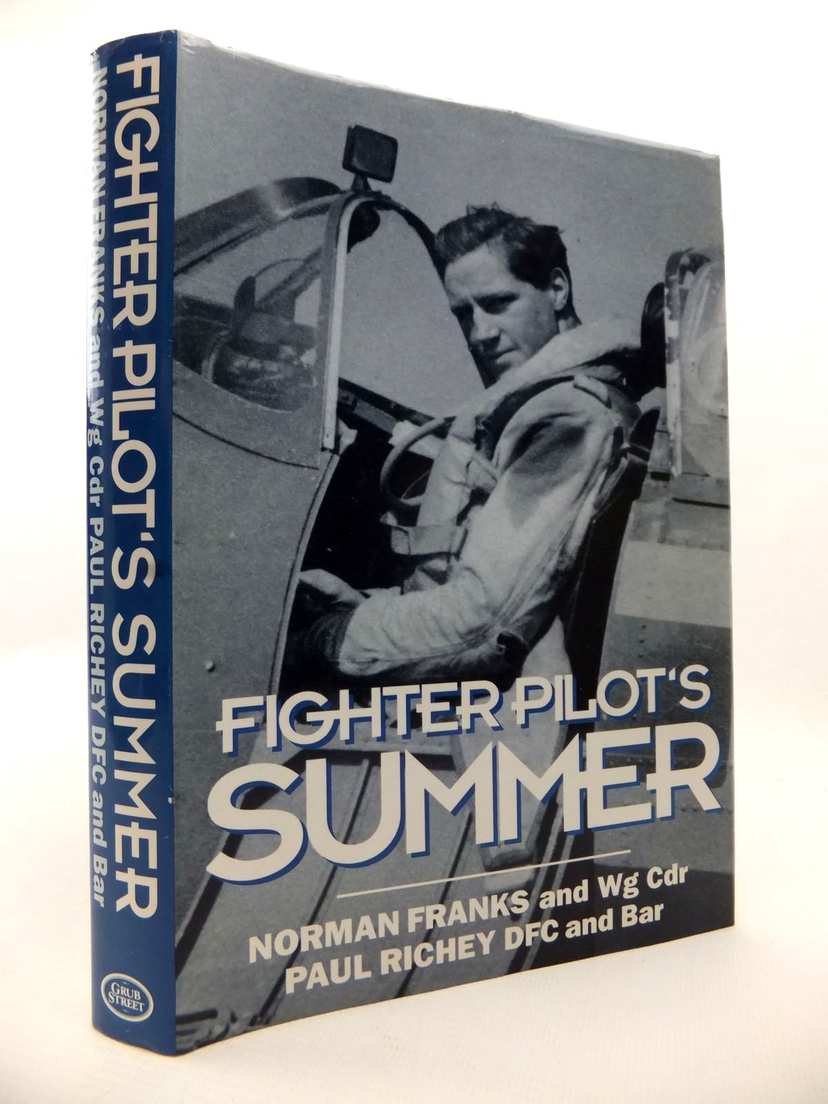 Photo of FIGHTER PILOT'S SUMMER written by Franks, Norman<br />Richey, Paul published by Grub Street (STOCK CODE: 1813021)  for sale by Stella & Rose's Books