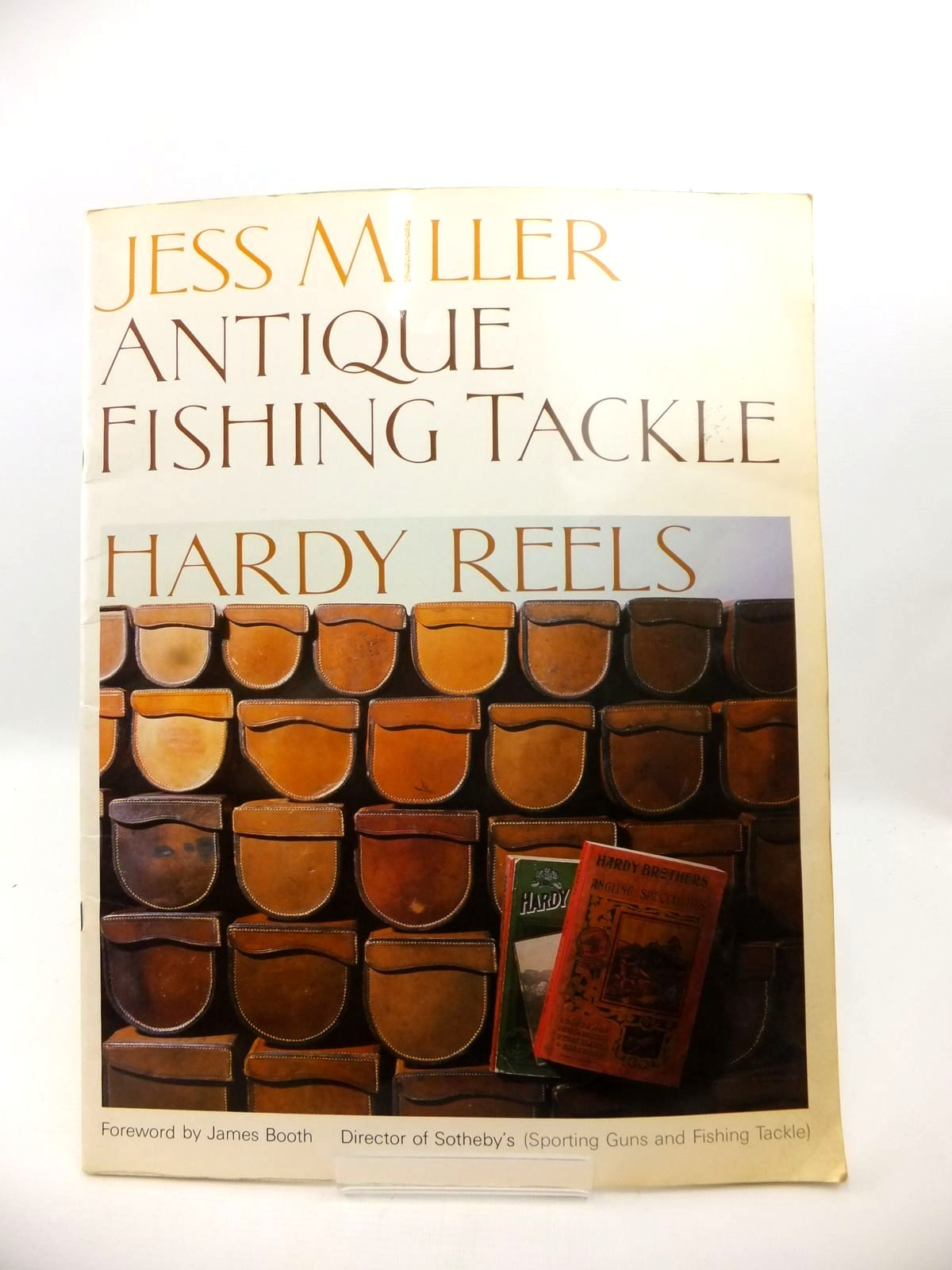 Photo of ANTIQUE FISHING TACKLE: HARDY REELS written by Miller, Jess published by Jess Miller (STOCK CODE: 1813047)  for sale by Stella & Rose's Books