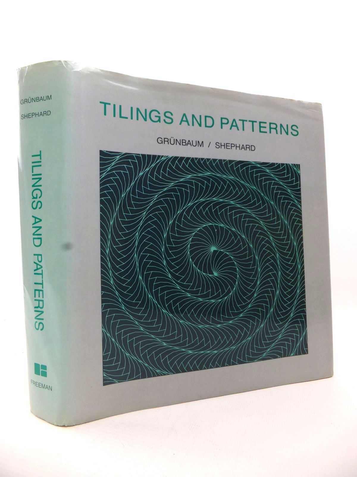 Photo of TILINGS AND PATTERNS written by Grunbaum, Branko<br />Shephard, G.C. published by W.H. Freeman and Company (STOCK CODE: 1813056)  for sale by Stella & Rose's Books