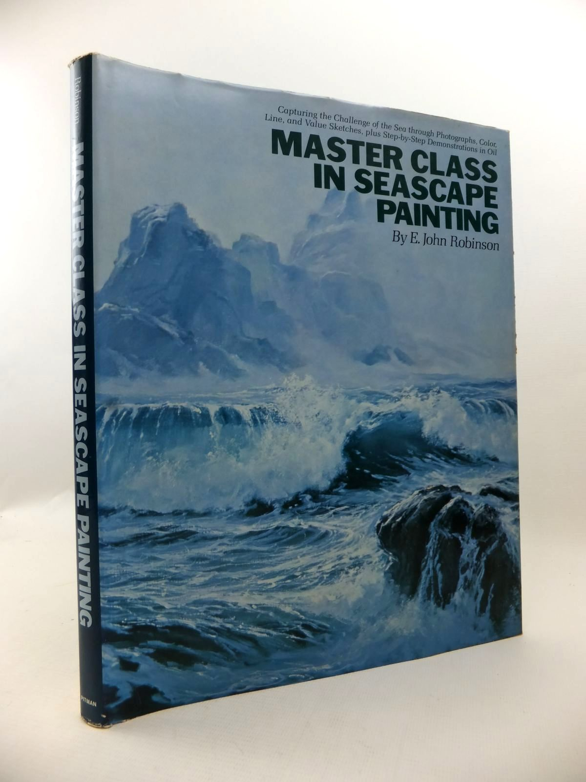 Photo of MASTER CLASS IN SEASCAPE PAINTING written by Robinson, E. John published by Watson-Gupthill Publications (STOCK CODE: 1813104)  for sale by Stella & Rose's Books