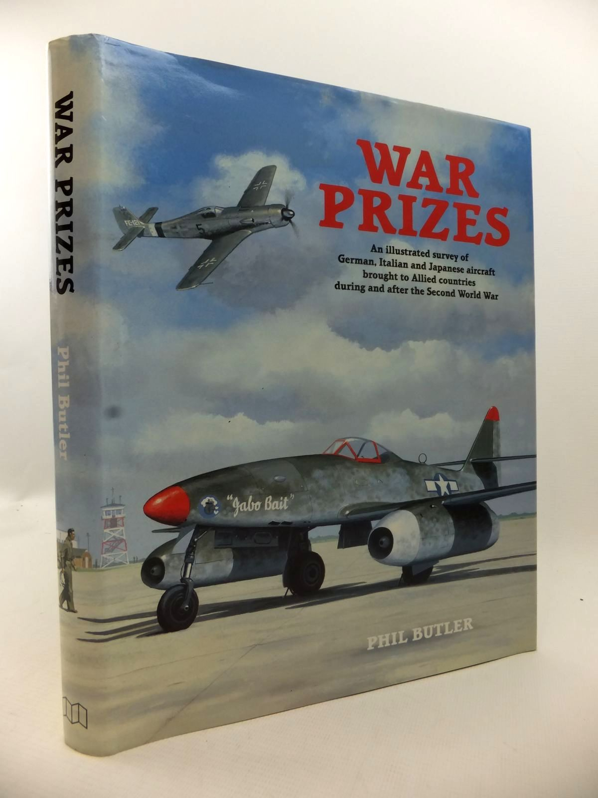 Photo of WAR PRIZES written by Butler, Phil published by Midland Counties Publications (STOCK CODE: 1813106)  for sale by Stella & Rose's Books