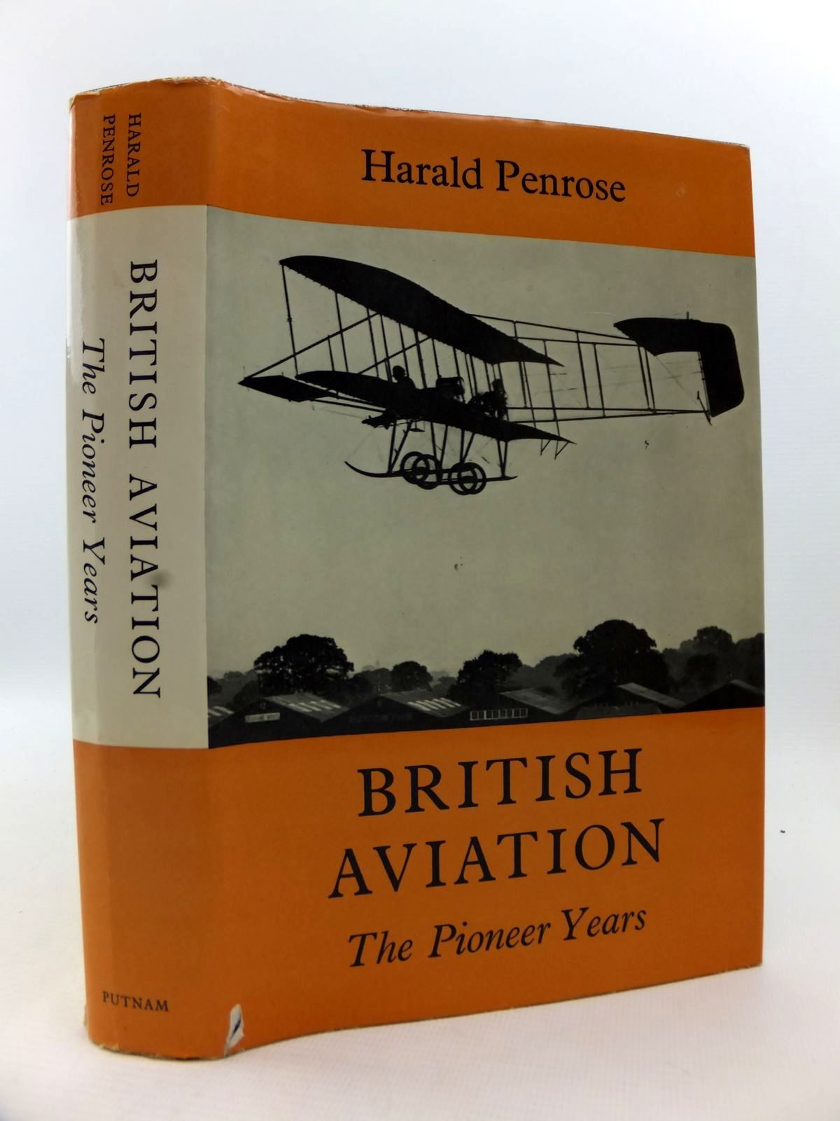 Photo of BRITISH AVIATION THE PIONEER YEARS 1903-1914 written by Penrose, Harald published by Putnam (STOCK CODE: 1813123)  for sale by Stella & Rose's Books