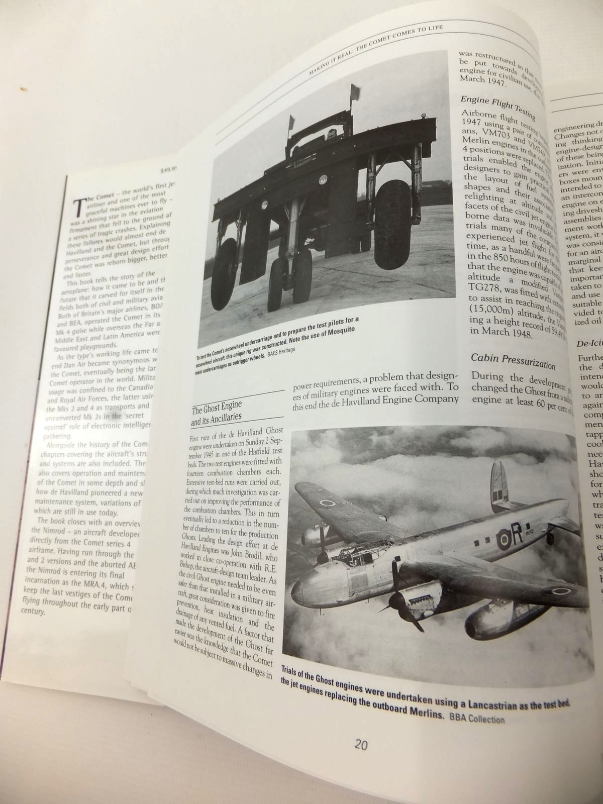 Photo of DE HAVILLAND COMET written by Darling, Kev published by The Crowood Press (STOCK CODE: 1813167)  for sale by Stella & Rose's Books