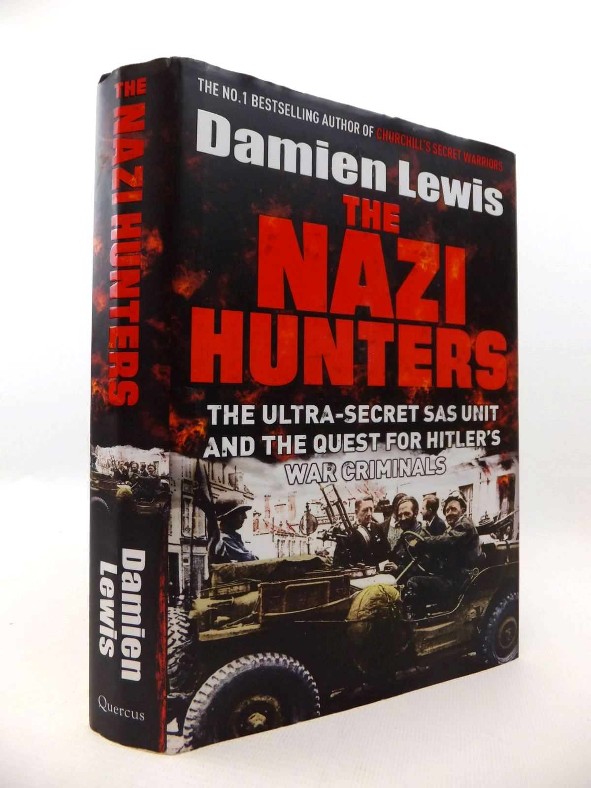 Photo of THE NAZI HUNTERS written by Lewis, Damien published by Quercus (STOCK CODE: 1813176)  for sale by Stella & Rose's Books