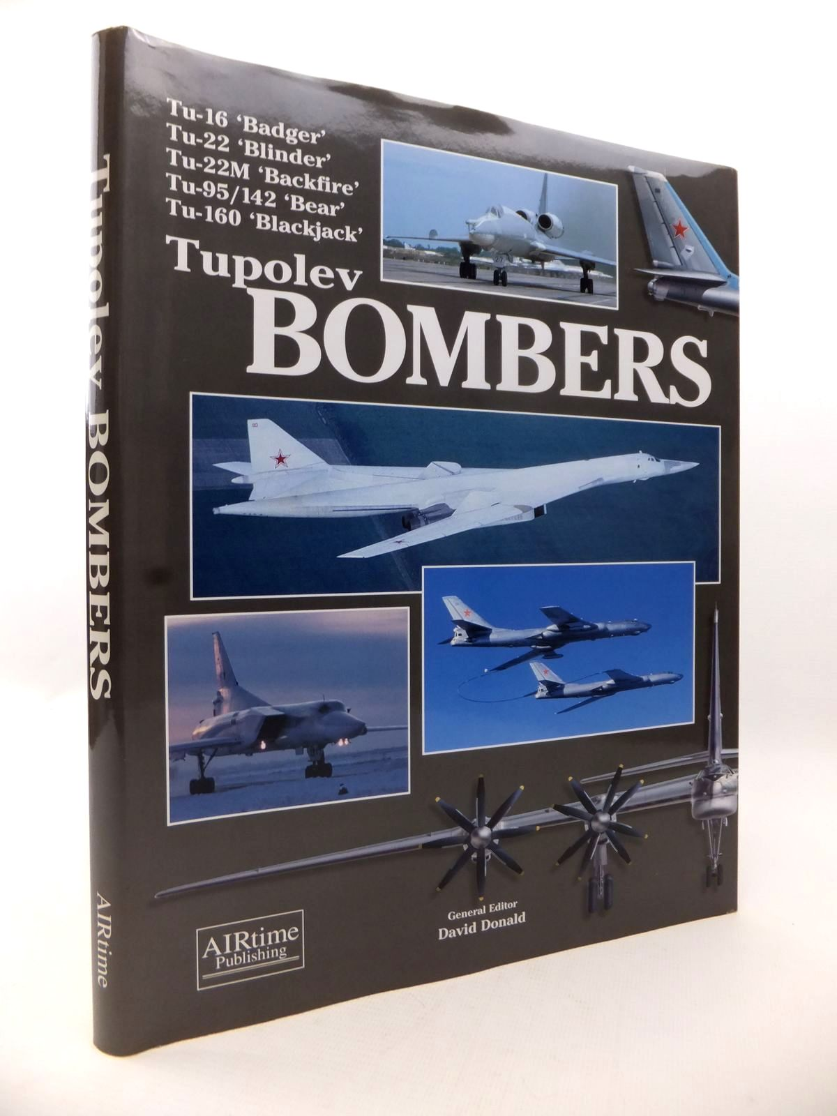 Photo of TUPOLEV BOMBERS written by Donald, David published by Airtime Publishing Inc. (STOCK CODE: 1813213)  for sale by Stella & Rose's Books