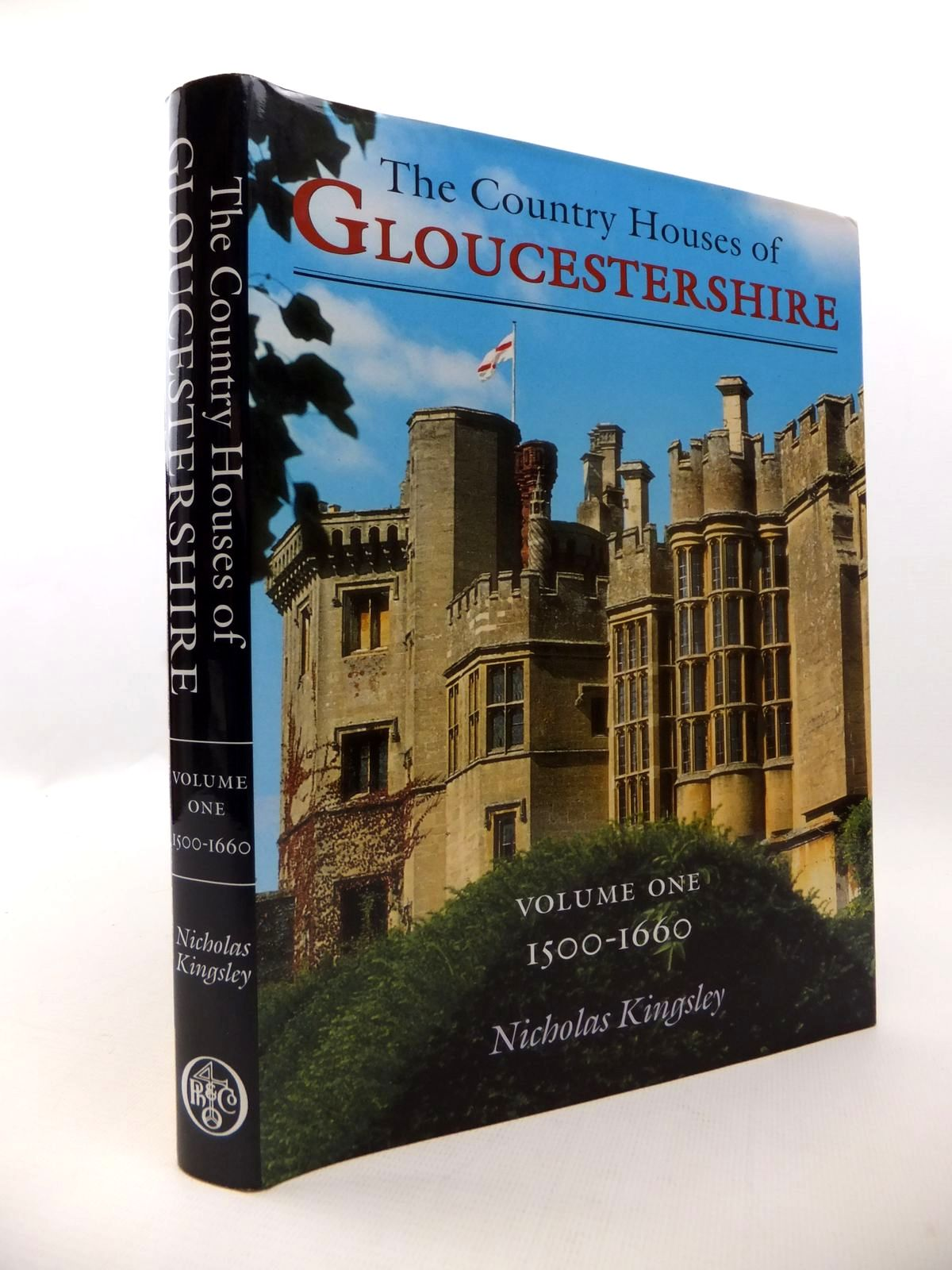 Photo of THE COUNTRY HOUSES OF GLOUCESTERSHIRE VOLUME ONE 1500-1660 written by Kingsley, Nicholas published by Phillimore (STOCK CODE: 1813221)  for sale by Stella & Rose's Books