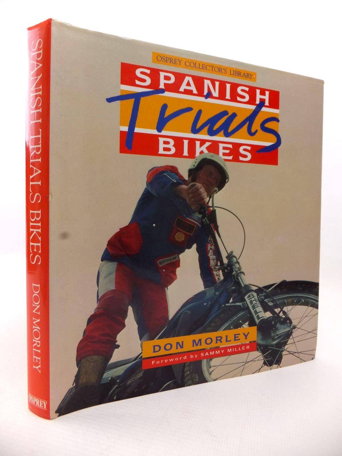 Photo of SPANISH TRIALS BIKES