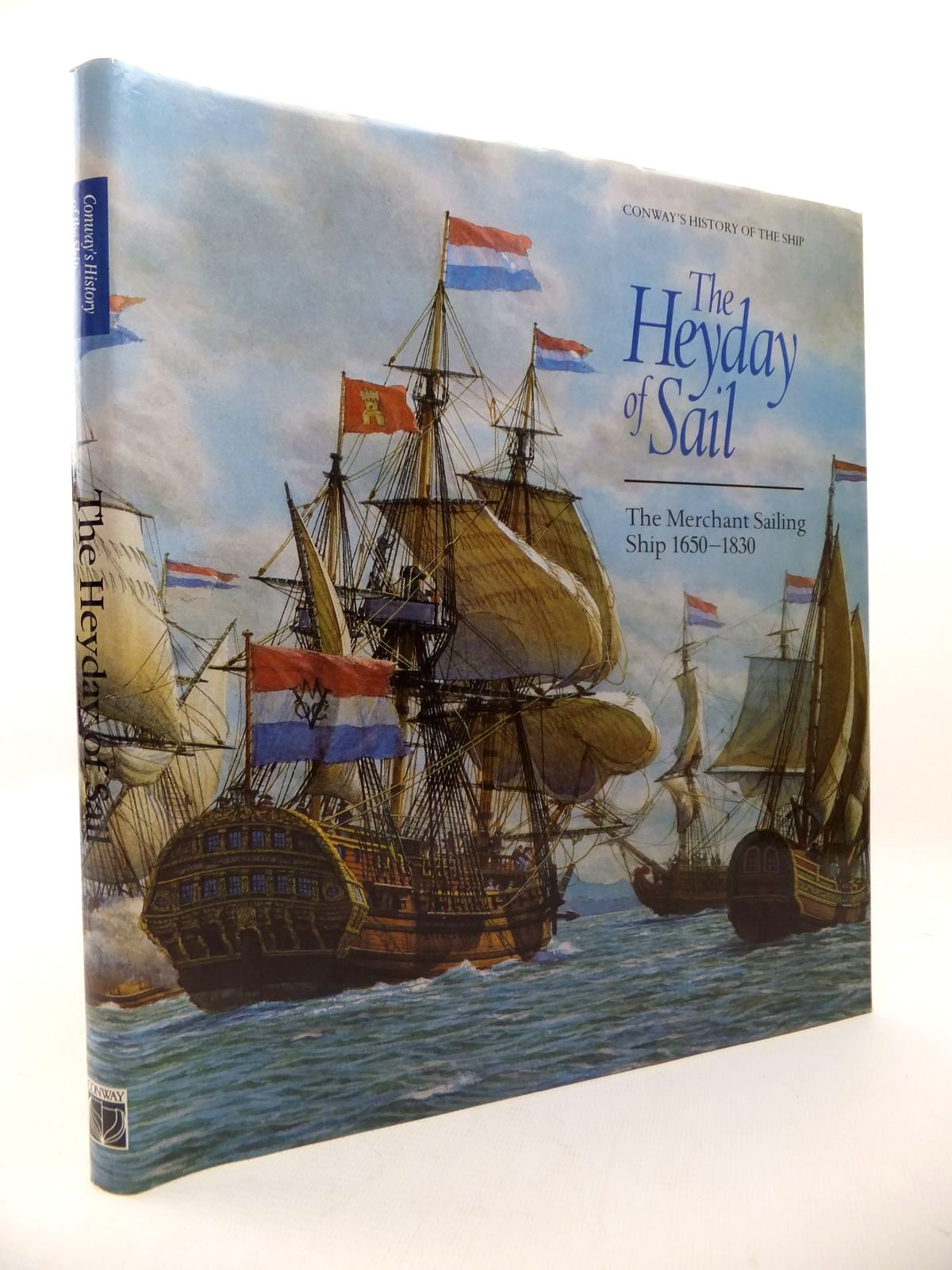 Photo of THE HEYDAY OF SAIL: THE MERCHANT SAILING SHIP 1650-1830 written by Gardiner, Robert<br />Bosscher, Philip<br />et al, published by Conway Maritime Press (STOCK CODE: 1813256)  for sale by Stella & Rose's Books