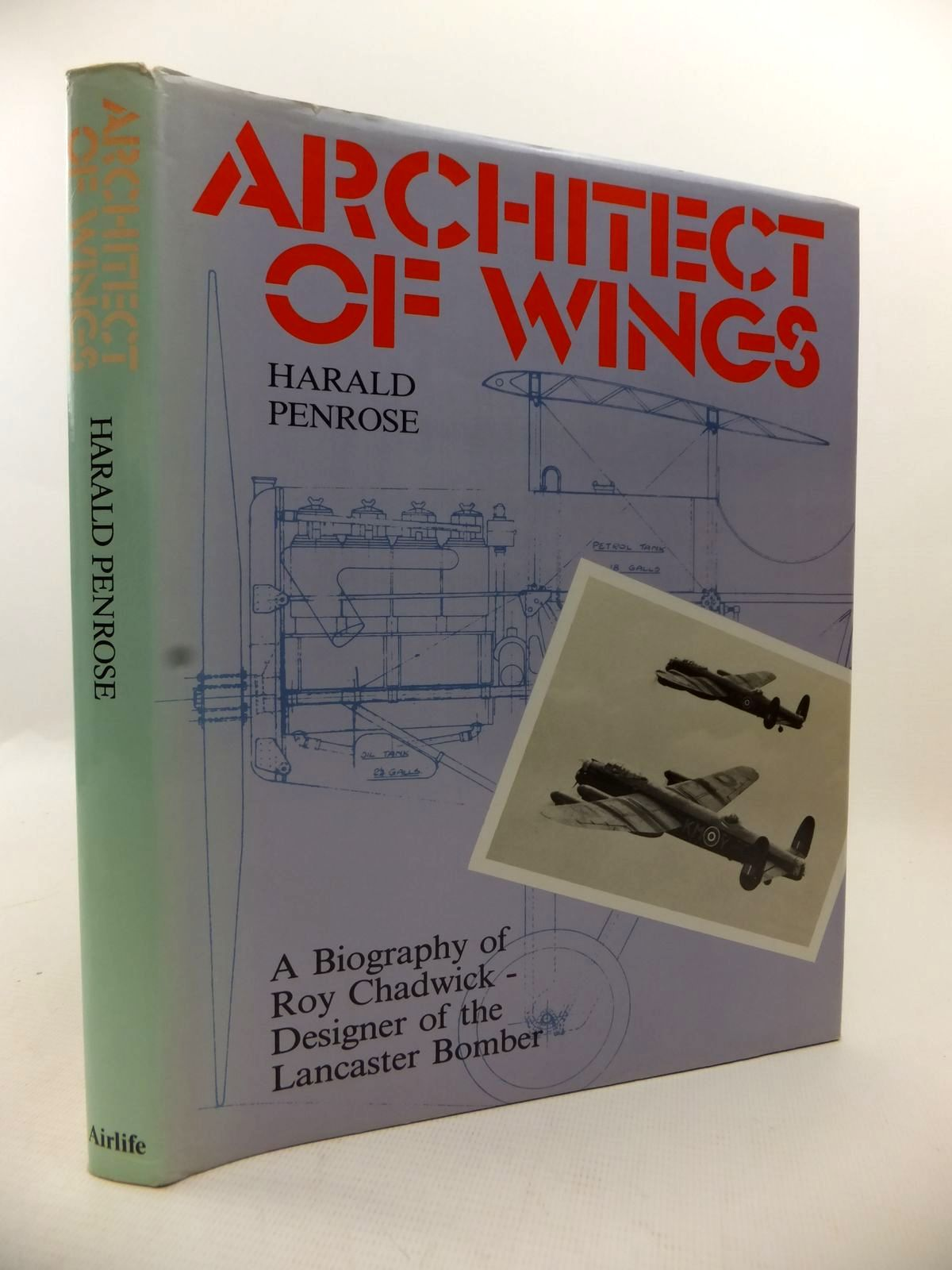 Photo of ARCHITECT OF WINGS written by Penrose, Harald published by Airlife (STOCK CODE: 1813259)  for sale by Stella & Rose's Books