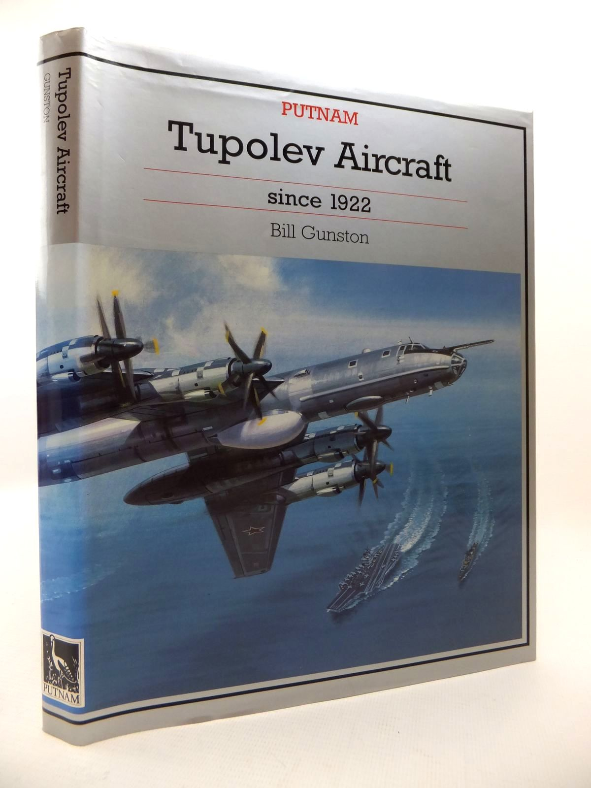 Photo of TUPOLEV AIRCRAFT SINCE 1922 written by Gunston, Bill published by Putnam (STOCK CODE: 1813261)  for sale by Stella & Rose's Books