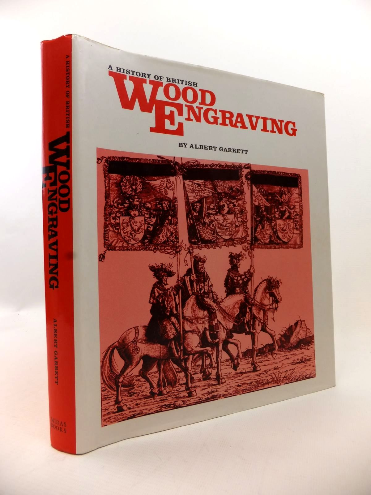 Photo of A HISTORY OF WOOD ENGRAVING written by Garrett, Albert published by Midas Books (STOCK CODE: 1813262)  for sale by Stella & Rose's Books