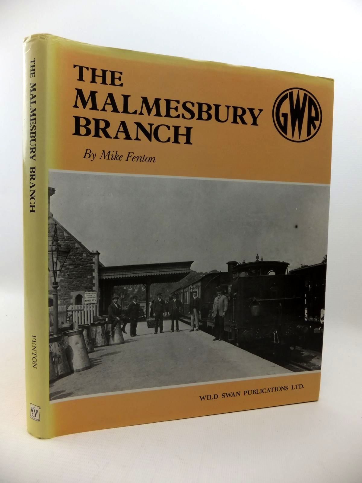 Photo of THE MALMESBURY BRANCH written by Fenton, Mike published by Wild Swan Publications (STOCK CODE: 1813281)  for sale by Stella & Rose's Books