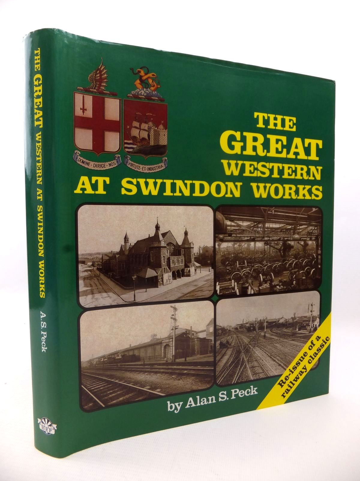 Photo of THE GREAT WESTERN AT SWINDON WORKS