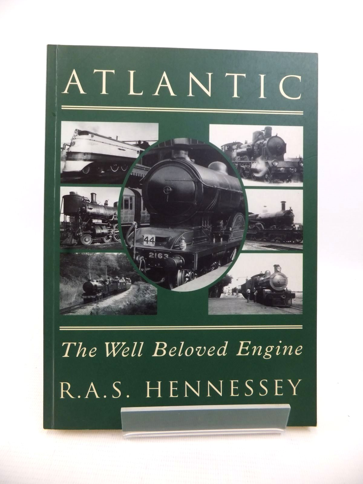 Photo of ATLANTIC THE WELL BELOVED ENGINE written by Hennessey, R.A.S. published by Tempus (STOCK CODE: 1813319)  for sale by Stella & Rose's Books