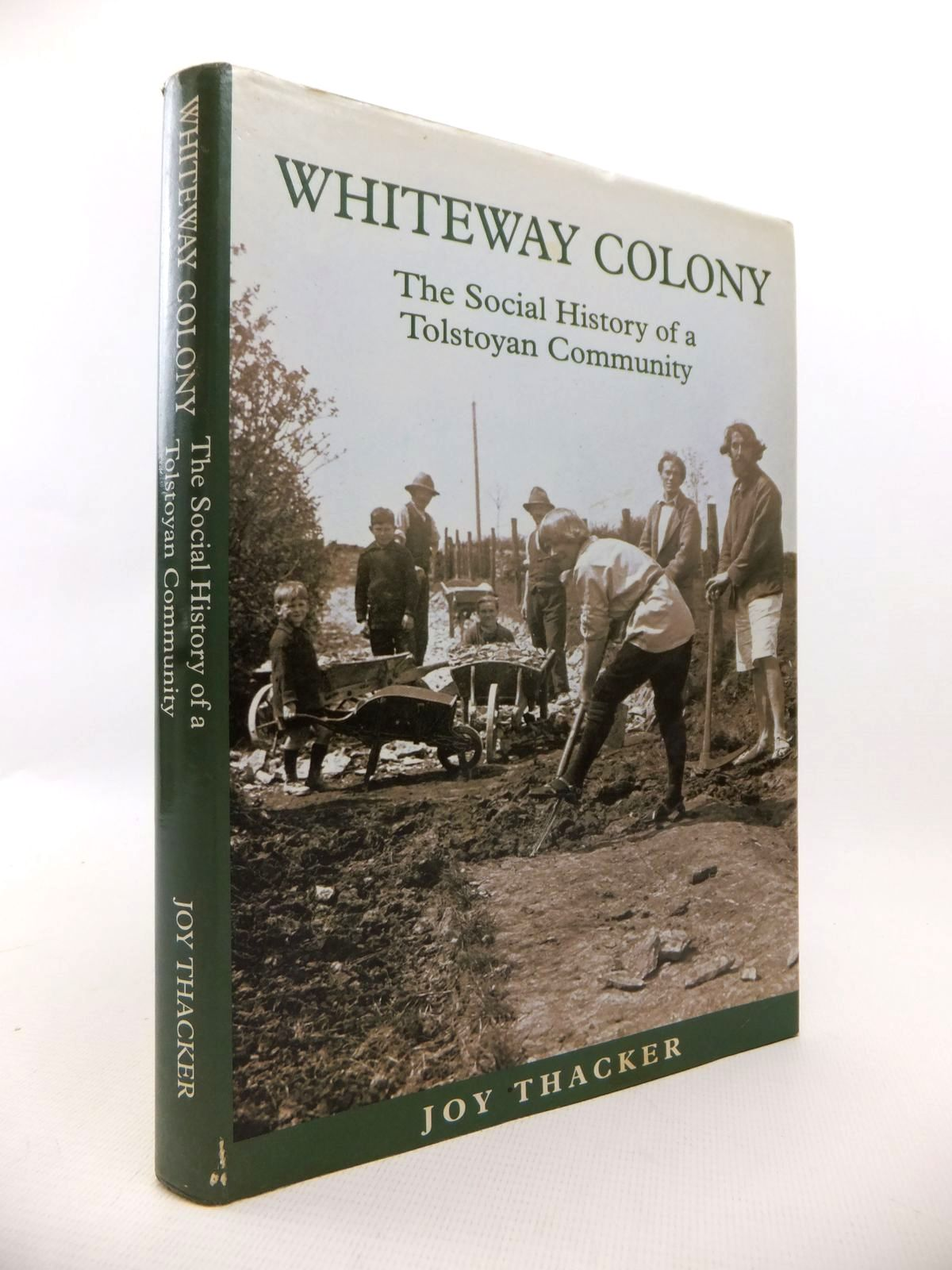 Photo of WHITEWAY COLONY written by Thacker, Joy published by Joy Thacker (STOCK CODE: 1813324)  for sale by Stella & Rose's Books