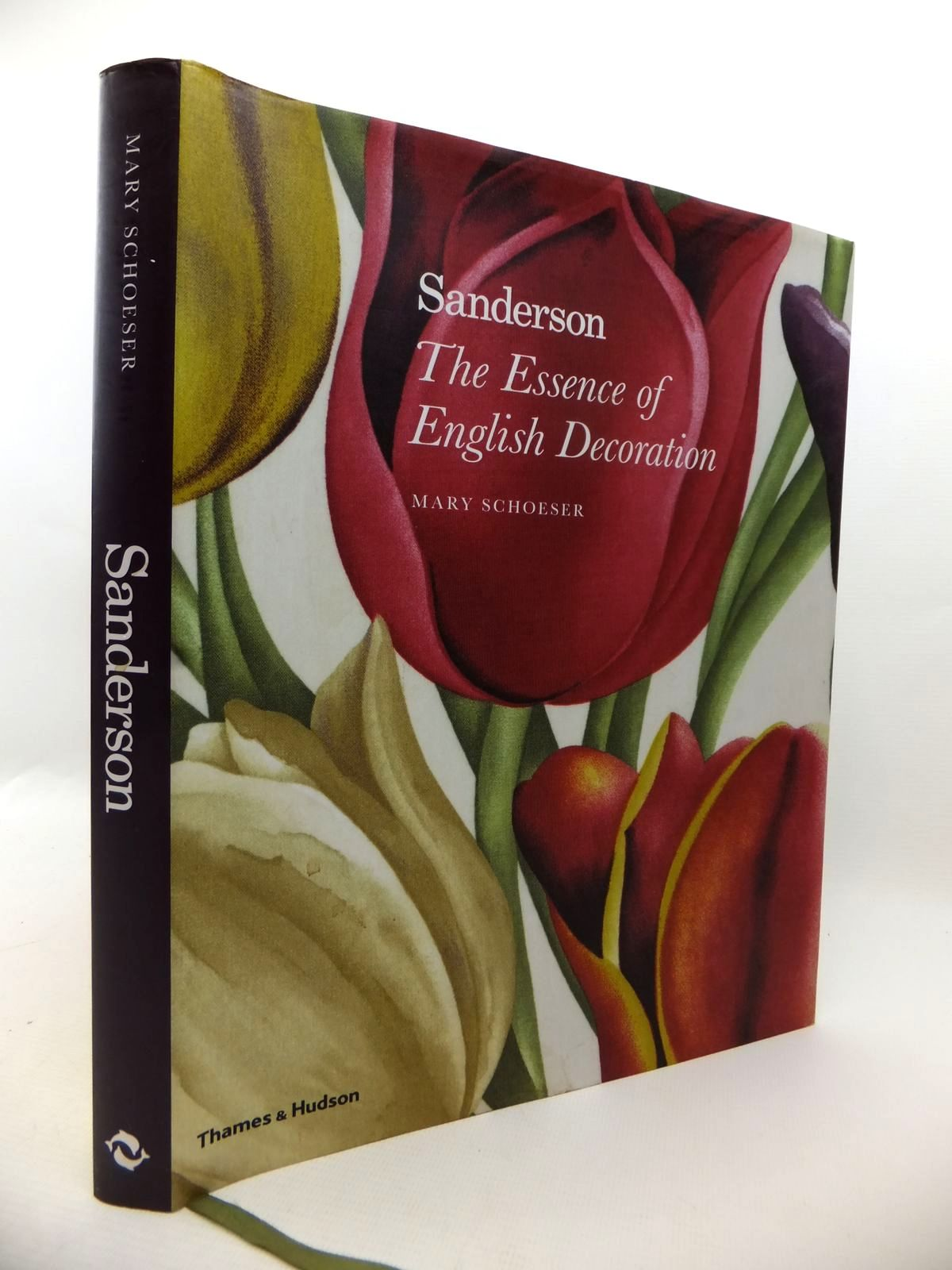 Photo of SANDERSON: THE ESSENCE OF ENGLISH DECORATION written by Schoeser, Mary published by Thames and Hudson (STOCK CODE: 1813350)  for sale by Stella & Rose's Books