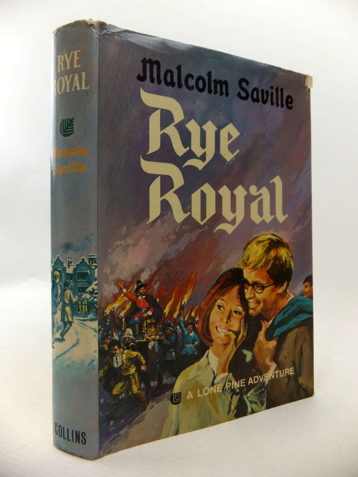 Photo of RYE ROYAL written by Saville, Malcolm published by Collins (STOCK CODE: 1813467)  for sale by Stella & Rose's Books