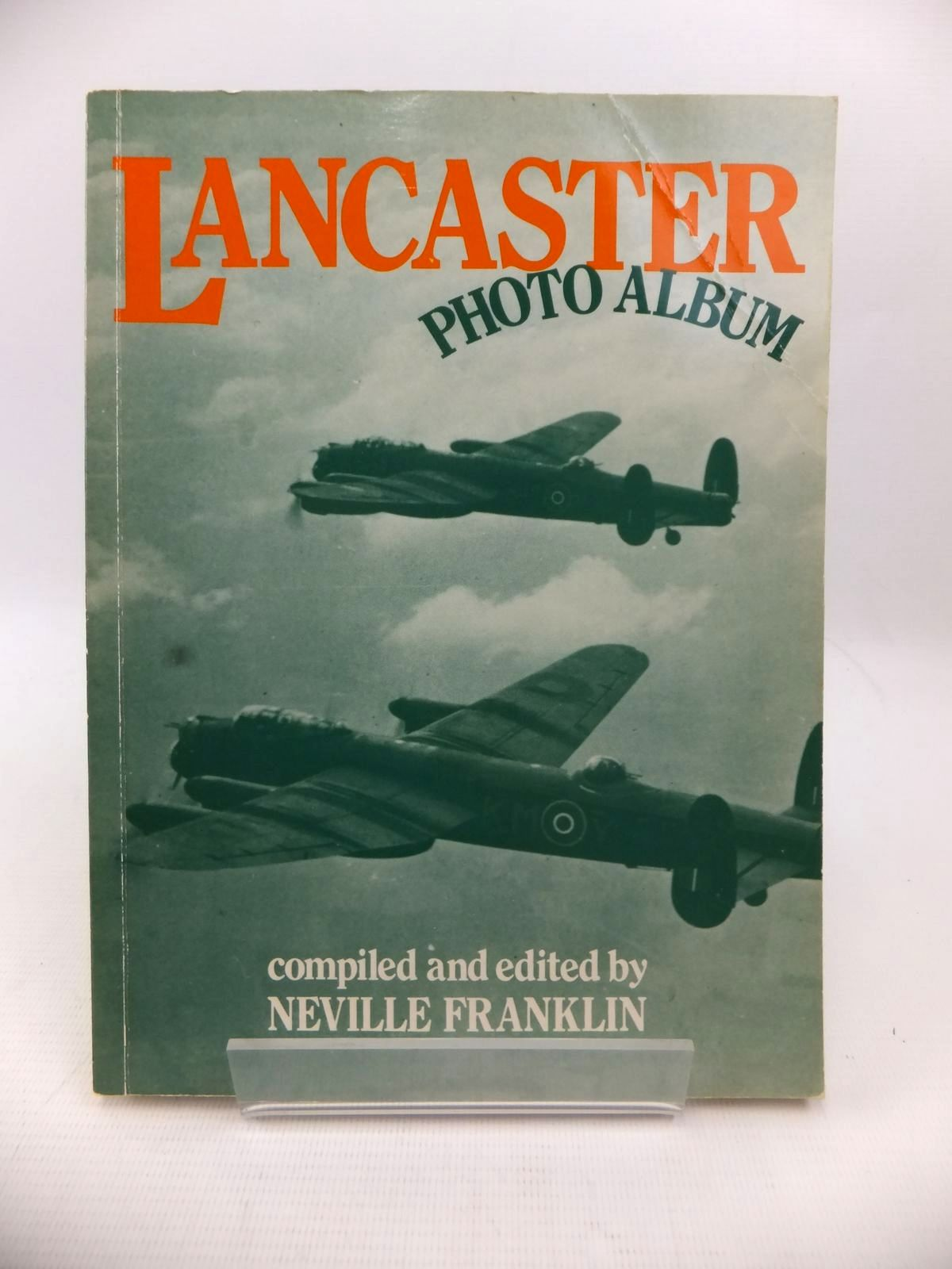 Photo of LANCASTER PHOTO ALBUM written by Franklin, Neville published by Patrick Stephens (STOCK CODE: 1813489)  for sale by Stella & Rose's Books