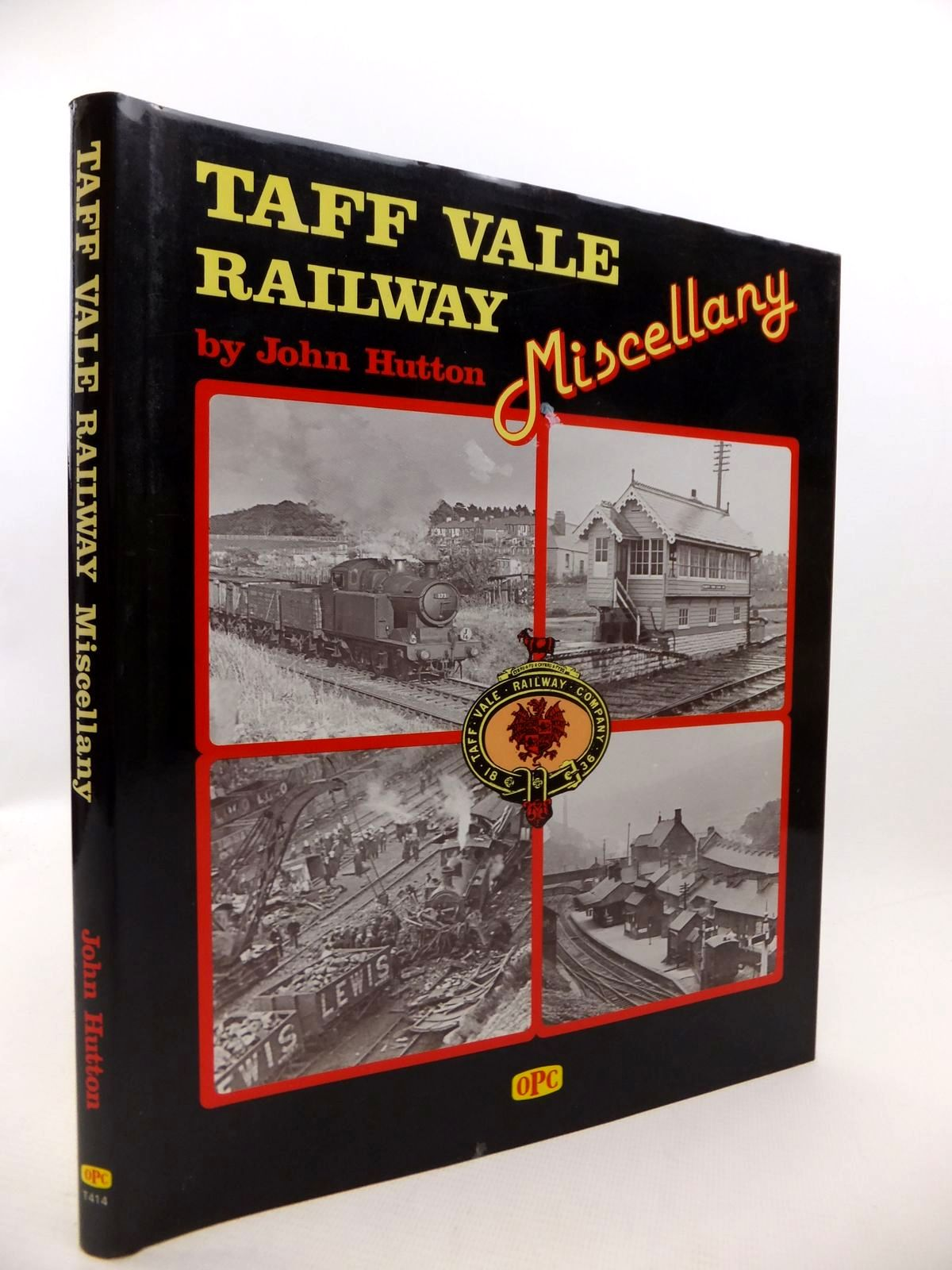Photo of TAFF VALE RAILWAY MISCELLANY written by Hutton, John published by Haynes, Oxford Publishing Co (STOCK CODE: 1813530)  for sale by Stella & Rose's Books