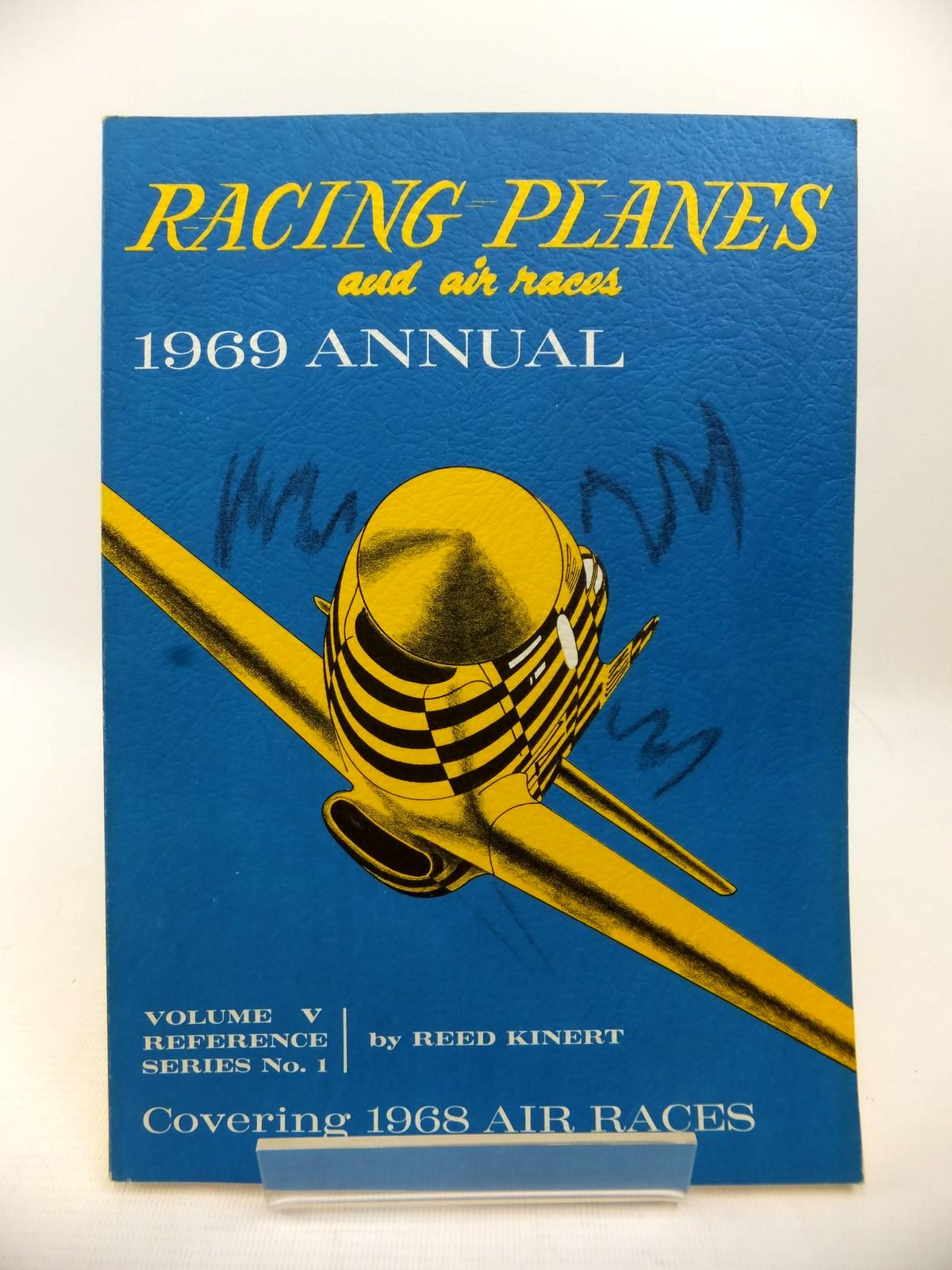 Photo of RACING PLANES AND AIR RACES VOLUME V 1969 ANNUAL written by Kinert, Reed published by Aero Publishers (STOCK CODE: 1813557)  for sale by Stella & Rose's Books