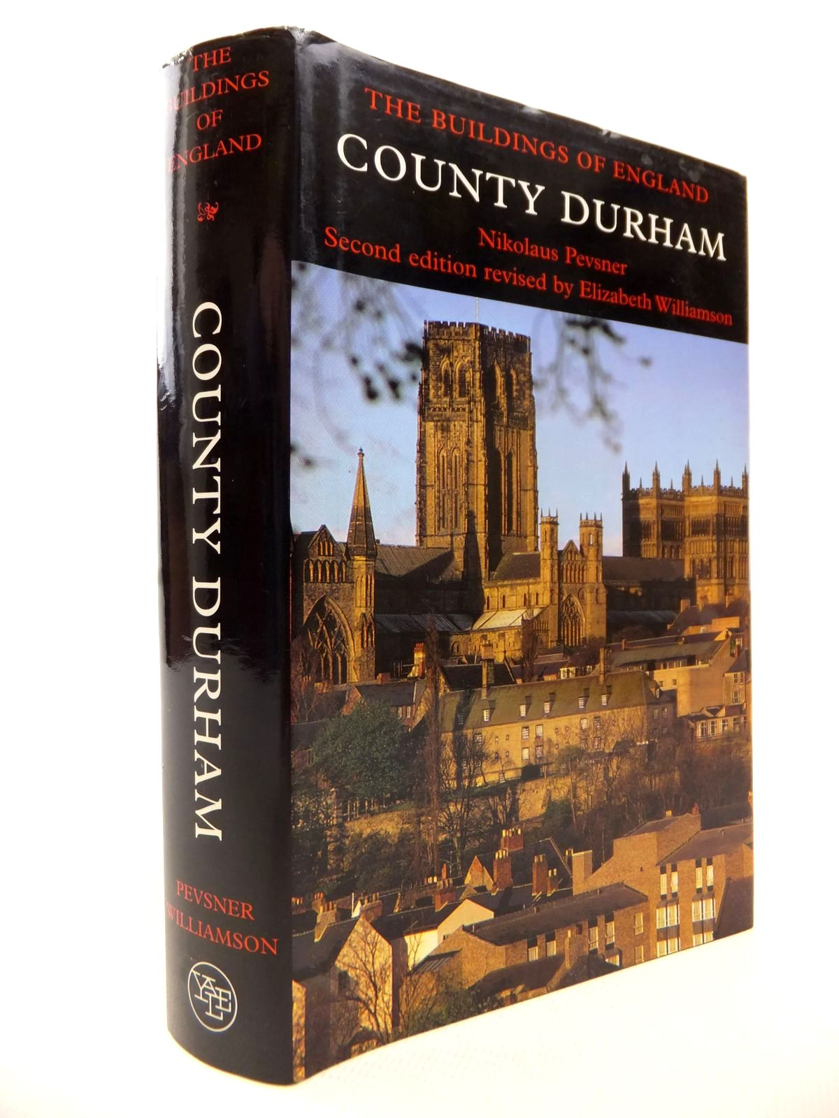Photo of COUNTY DURHAM (BUILDINGS OF ENGLAND) written by Pevsner, Nikolaus<br />Williamson, Elizabeth published by Yale University Press (STOCK CODE: 1813581)  for sale by Stella & Rose's Books