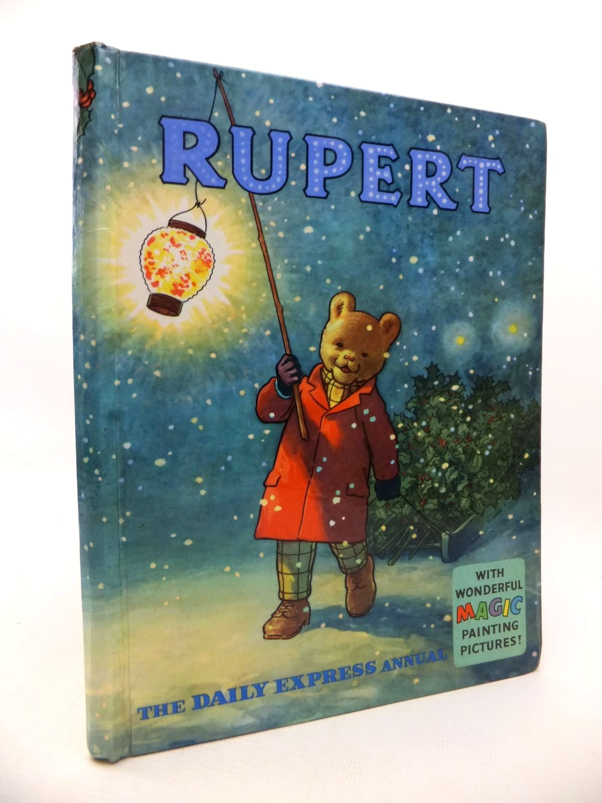 Photo of RUPERT ANNUAL 1960 written by Bestall, Alfred illustrated by Bestall, Alfred published by Daily Express (STOCK CODE: 1813591)  for sale by Stella & Rose's Books