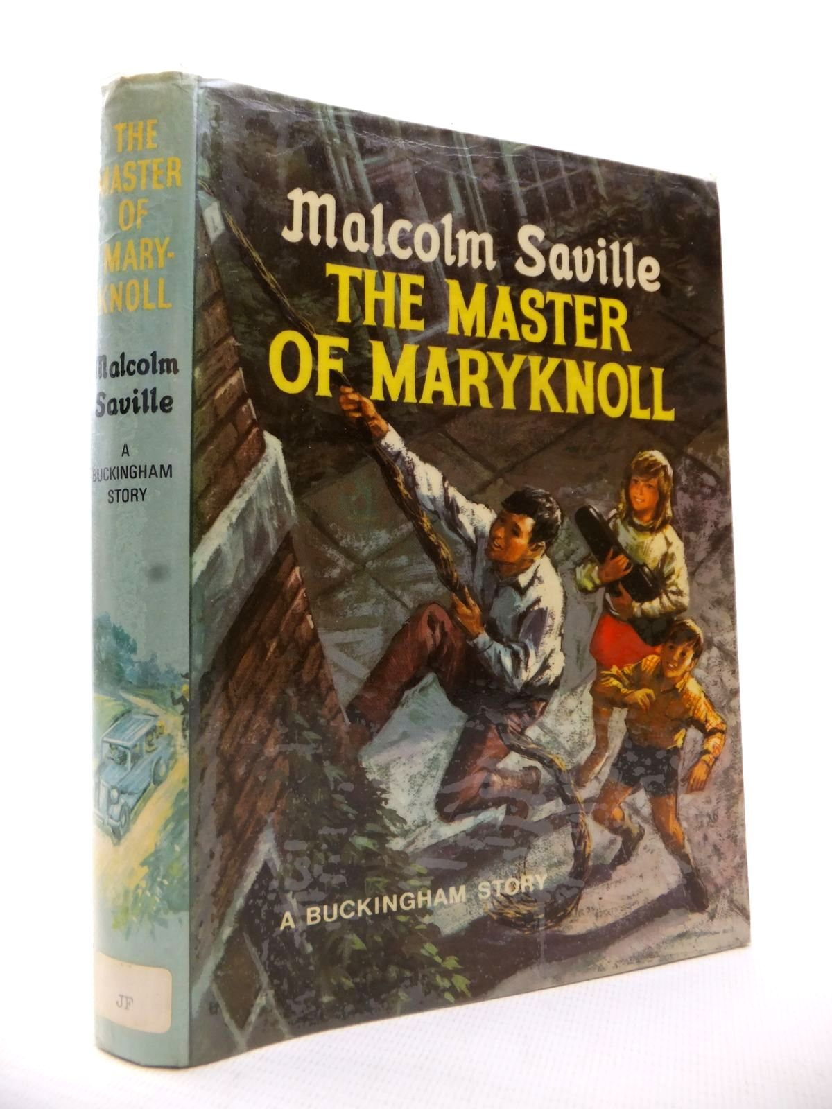 Photo of THE MASTER OF MARYKNOLL written by Saville, Malcolm published by Collins (STOCK CODE: 1813602)  for sale by Stella & Rose's Books