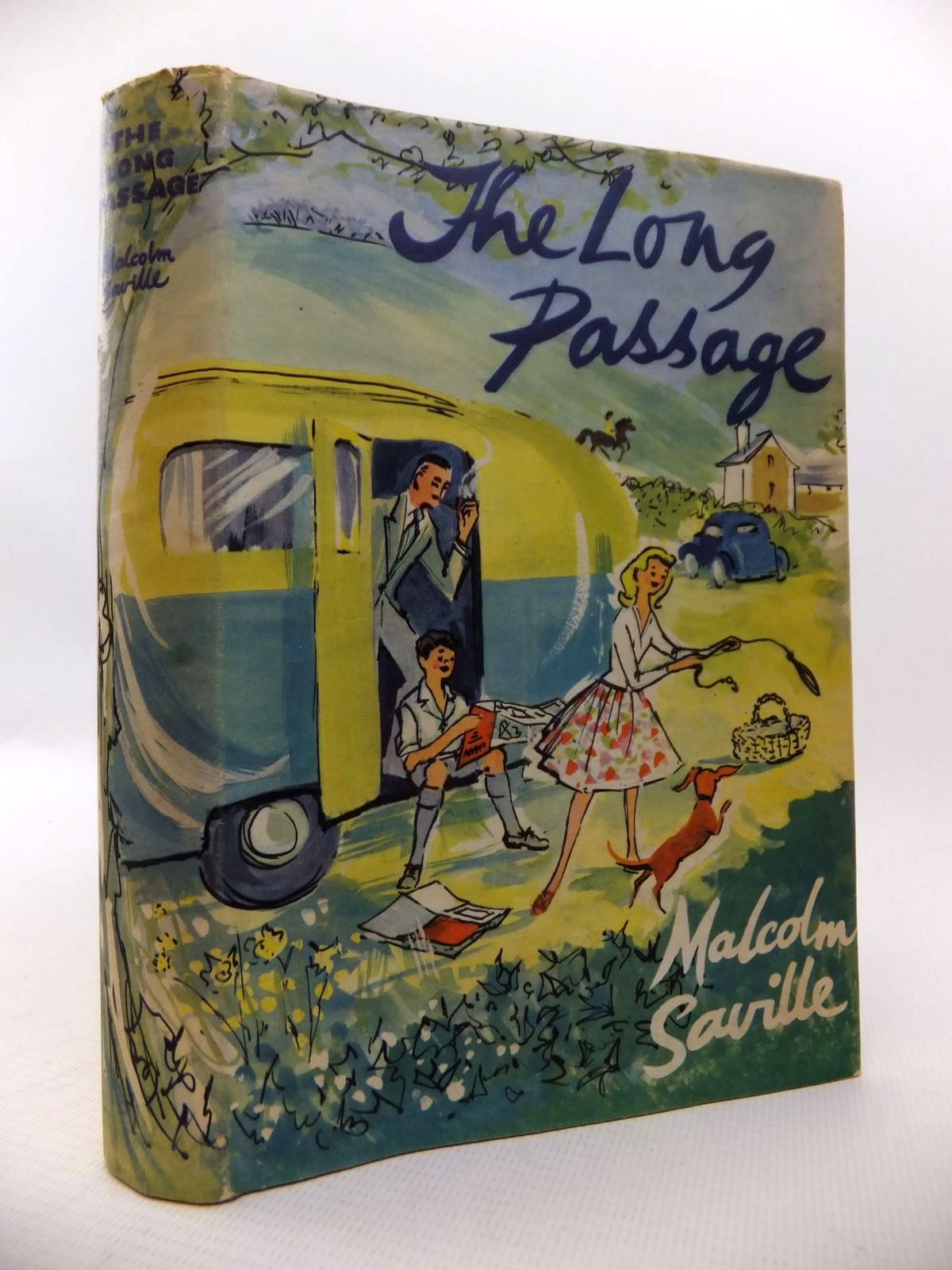 Photo of THE LONG PASSAGE written by Saville, Malcolm illustrated by Bush, Alice published by The Children's Book Club (STOCK CODE: 1813603)  for sale by Stella & Rose's Books