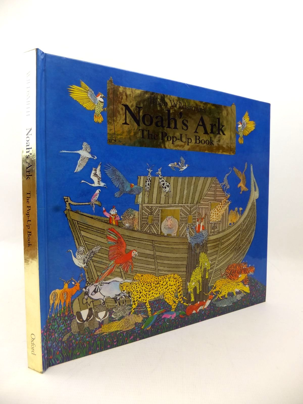 Photo of NOAH'S ARK THE POP-UP BOOK