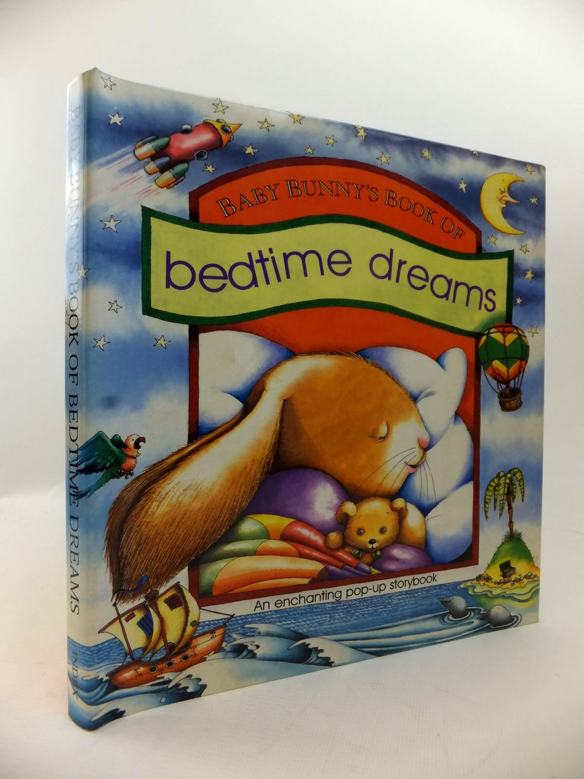 Photo of BABY BUNNY'S BOOK OF BEDTIME DREAMS written by Randall, Ronne illustrated by Mcmullen, Nigel published by Index (STOCK CODE: 1813668)  for sale by Stella & Rose's Books