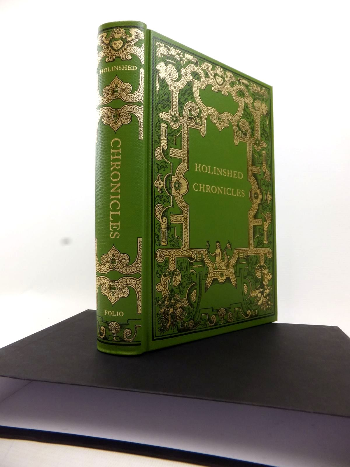 Photo of CHRONICLES written by Holinshed, Raphael published by Folio Society (STOCK CODE: 1813708)  for sale by Stella & Rose's Books