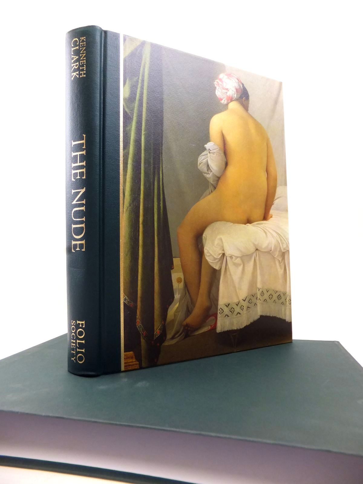 Photo of THE NUDE written by Clark, Kenneth published by Folio Society (STOCK CODE: 1813713)  for sale by Stella & Rose's Books