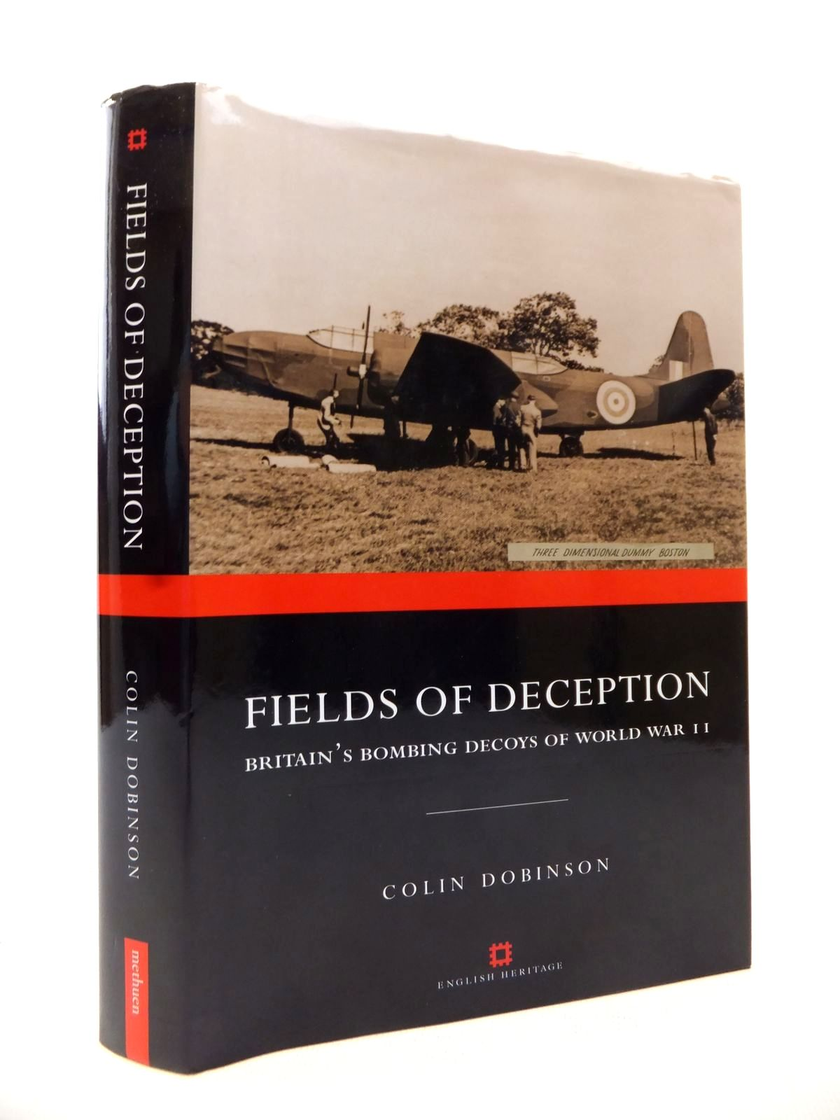 Photo of FIELDS OF DECEPTION: BRITAIN'S BOMBING DECOYS OF THE SECOND WORLD WAR written by Dobinson, Colin published by Methuen (STOCK CODE: 1813722)  for sale by Stella & Rose's Books