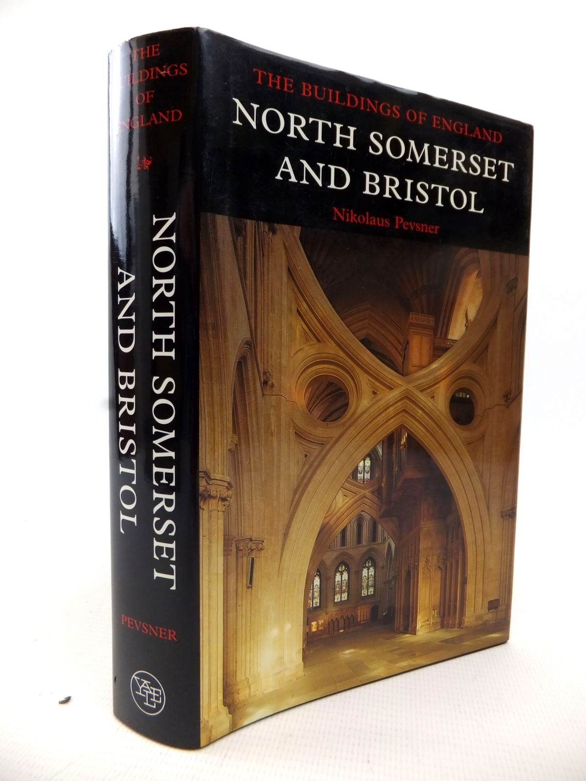 Photo of NORTH SOMERSET AND BRISTOL (BUILDINGS OF ENGLAND) written by Pevsner, Nikolaus published by Yale University Press (STOCK CODE: 1813729)  for sale by Stella & Rose's Books