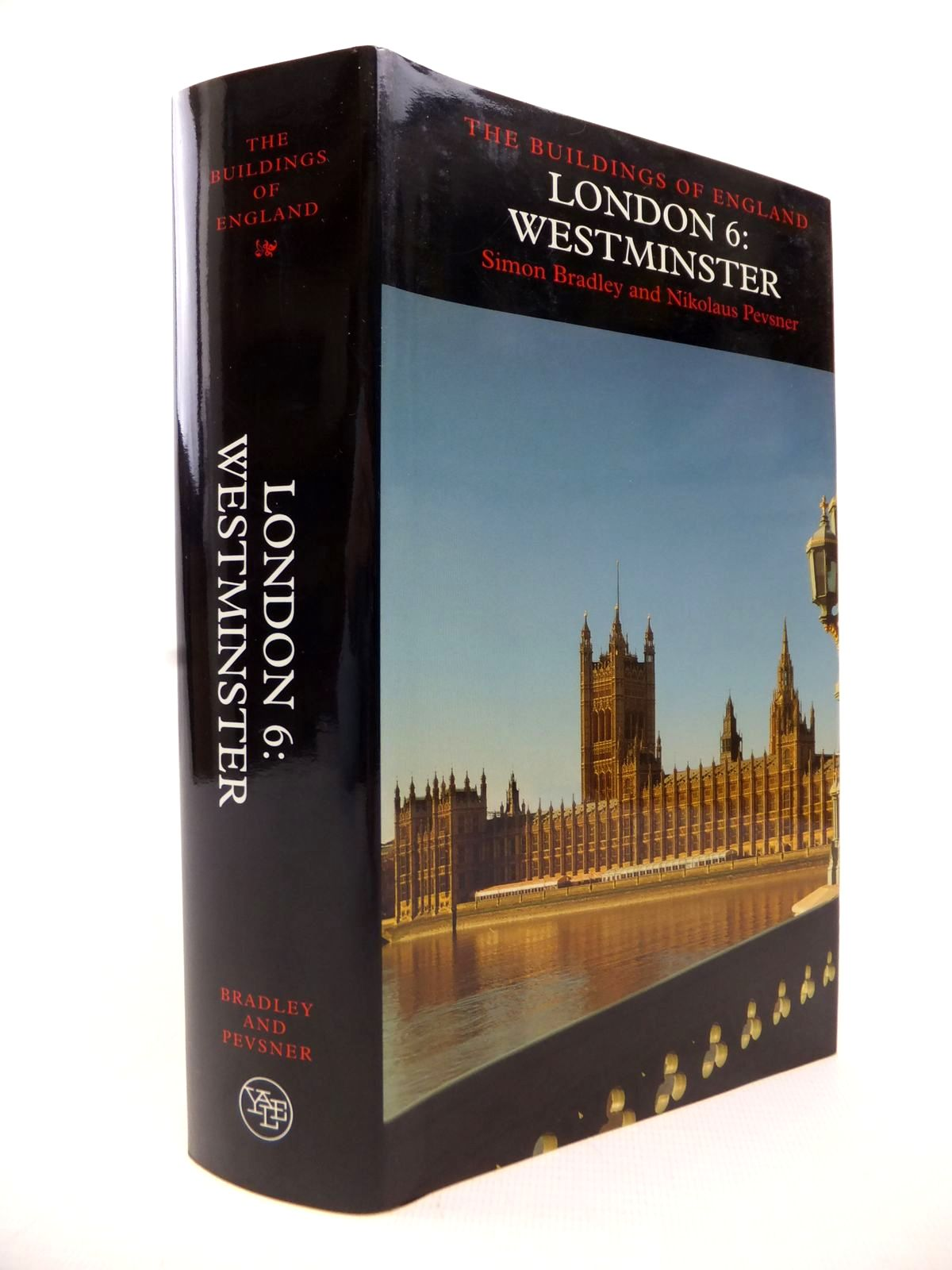 Photo of LONDON 6 WESTMINSTER (BUILDINGS OF ENGLAND) written by Pevsner, Nikolaus<br />Bradley, Simon published by Yale University Press (STOCK CODE: 1813733)  for sale by Stella & Rose's Books