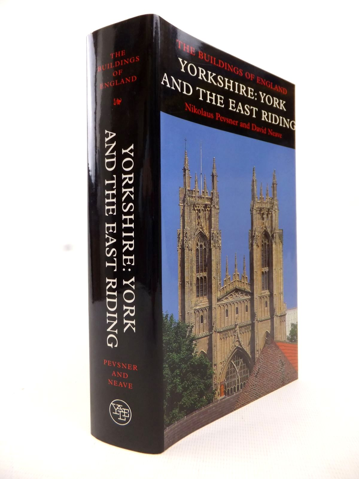 Photo of YORKSHIRE: YORK AND THE EAST RIDING (BUILDINGS OF ENGLAND) written by Pevsner, Nikolaus<br />Neave, David published by Yale University Press (STOCK CODE: 1813734)  for sale by Stella & Rose's Books