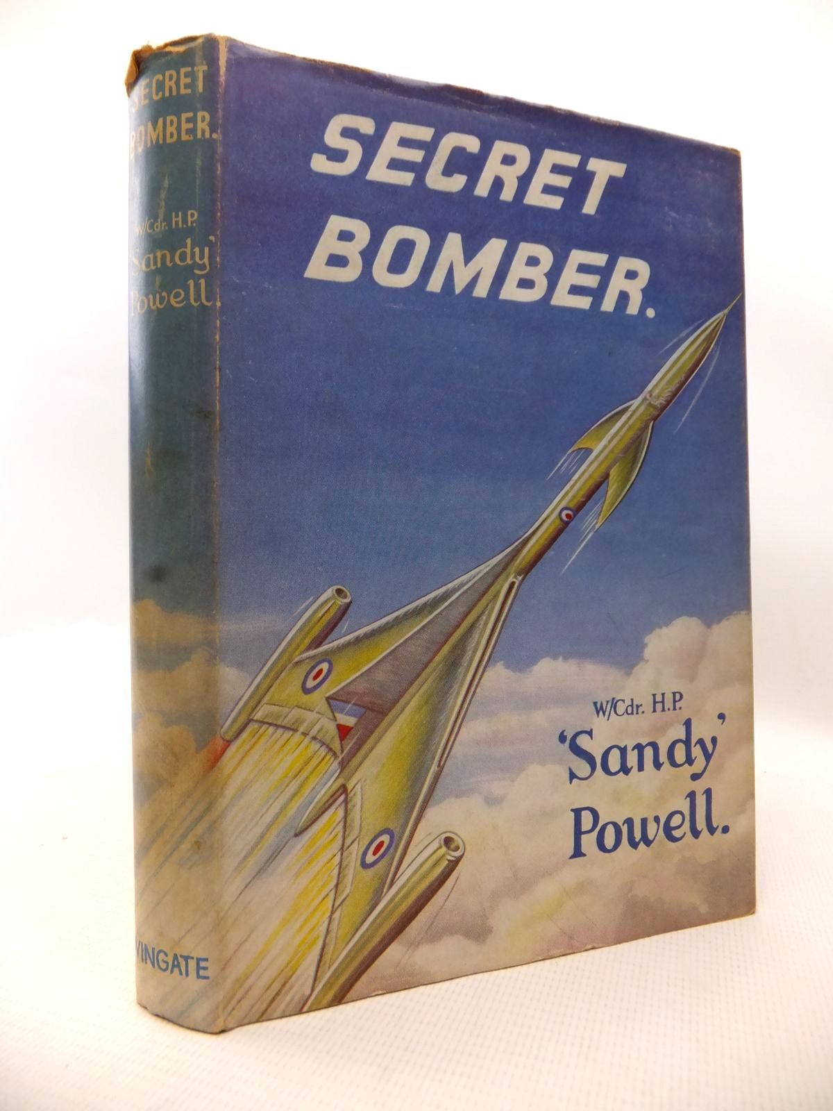 Photo of SECRET BOMBER written by Powell, Sandy published by Allan Wingate (STOCK CODE: 1813846)  for sale by Stella & Rose's Books