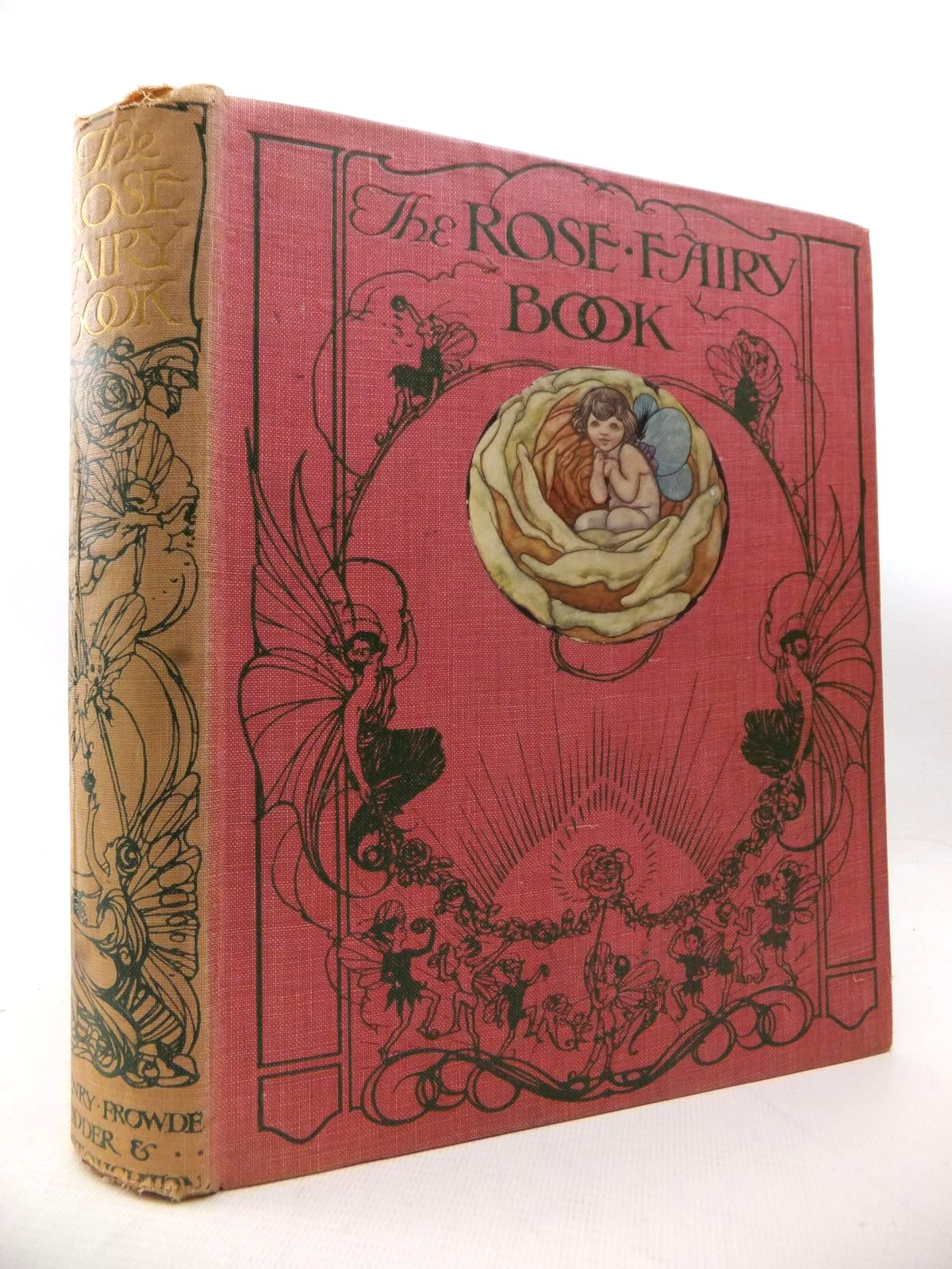 Photo of THE ROSE FAIRY BOOK written by Strang, Mrs. Herbert illustrated by Govey, Lilian A. published by Henry Frowde, Hodder & Stoughton (STOCK CODE: 1813858)  for sale by Stella & Rose's Books
