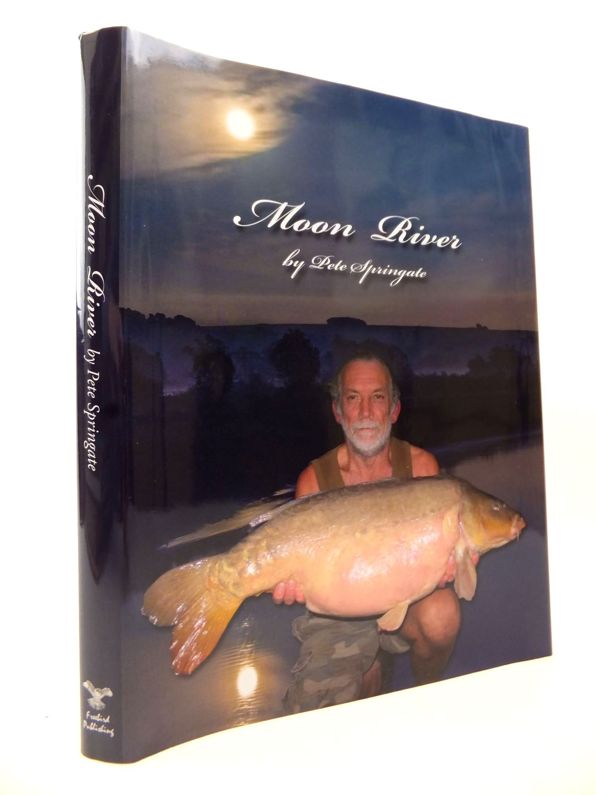 Photo of MOON RIVER written by Springate, Pete published by Freebird Publishing (STOCK CODE: 1813861)  for sale by Stella & Rose's Books