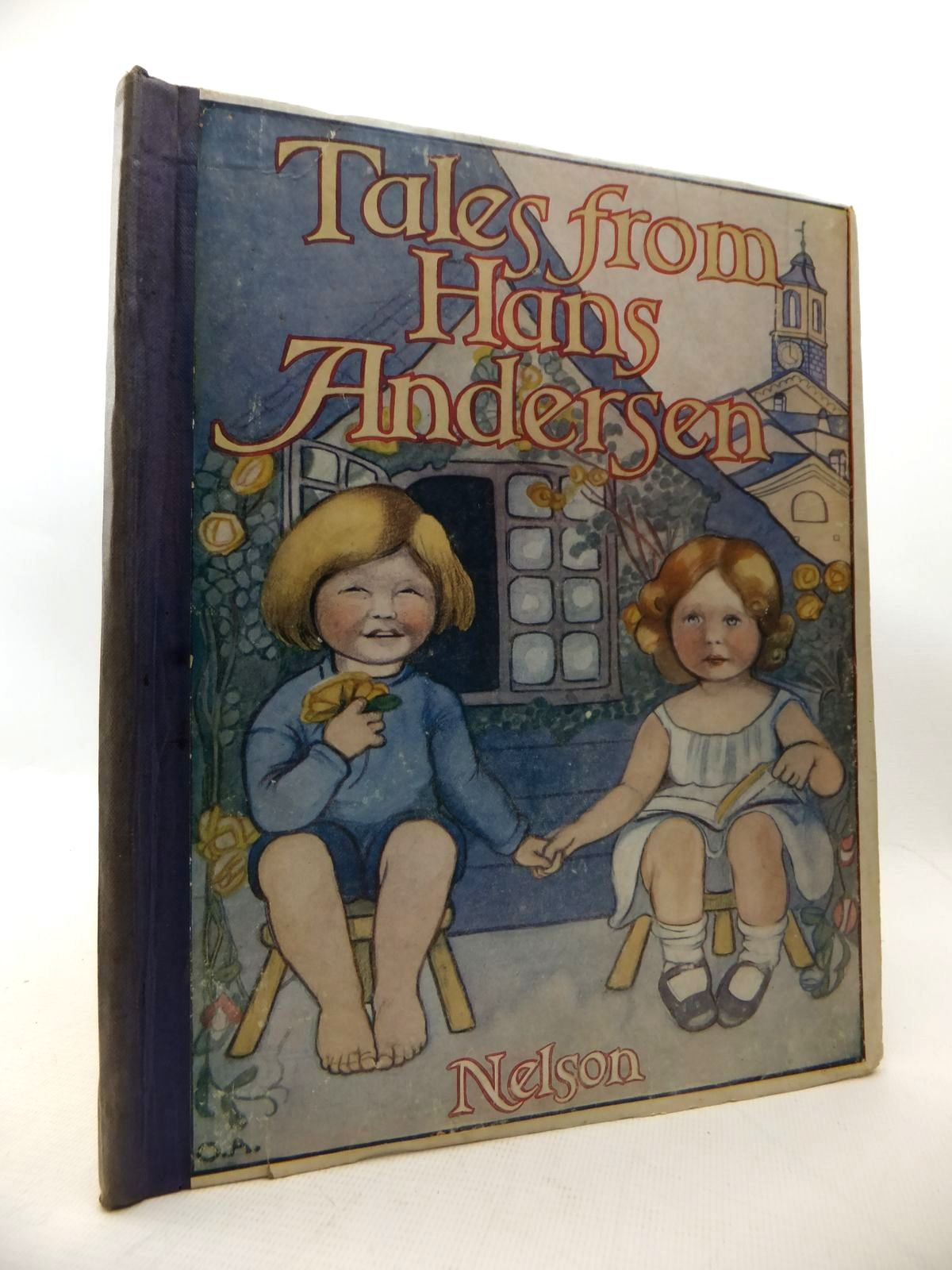 Photo of ANDERSEN'S FAIRY TALES written by Andersen, Hans Christian published by Thomas Nelson and Sons Ltd. (STOCK CODE: 1813895)  for sale by Stella & Rose's Books