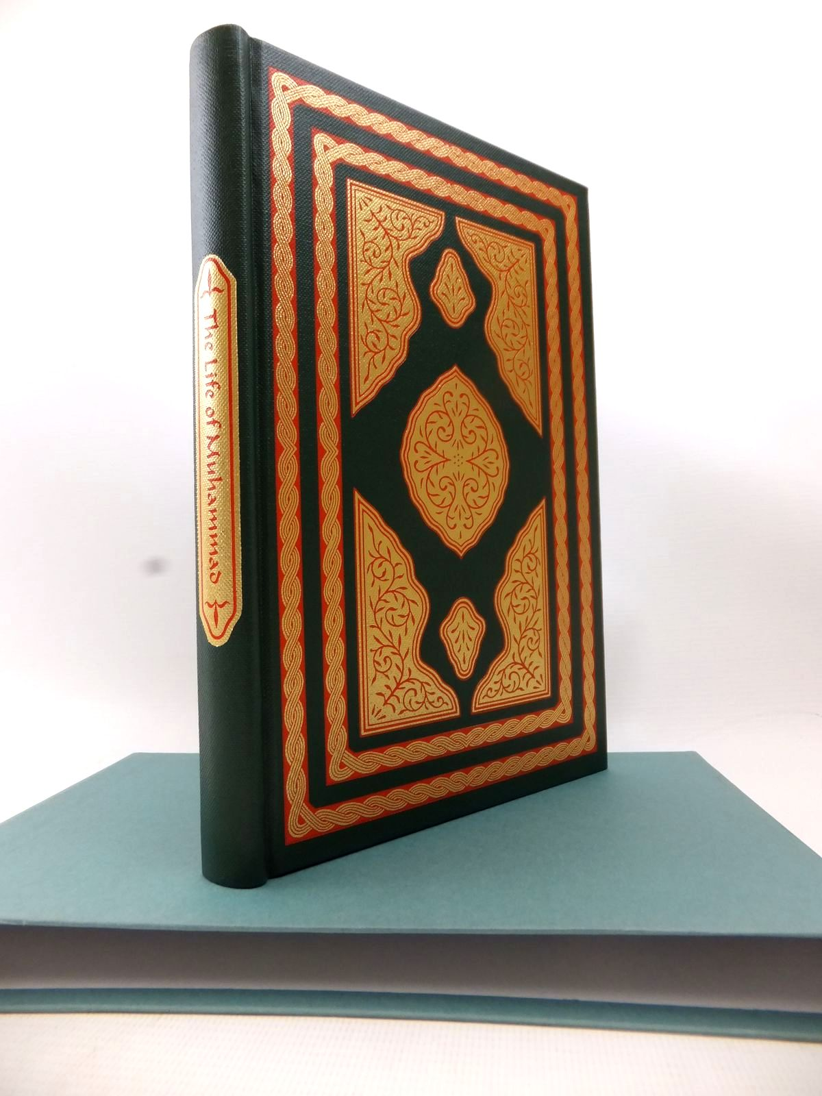 Photo of THE LIFE OF MUHAMMAD written by Ishaq, Ibn published by Folio Society (STOCK CODE: 1813911)  for sale by Stella & Rose's Books