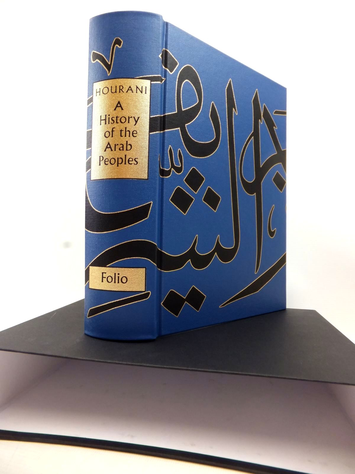 Photo of A HISTORY OF THE ARAB PEOPLES written by Hourani, Albert published by Folio Society (STOCK CODE: 1813918)  for sale by Stella & Rose's Books