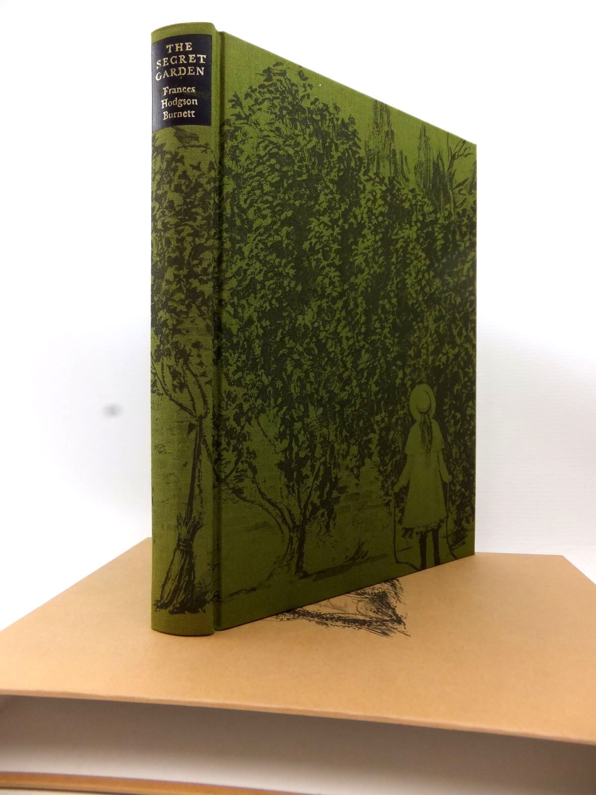 Photo of THE SECRET GARDEN written by Burnett, Frances Hodgson illustrated by Masterman, Dodie published by Folio Society (STOCK CODE: 1813921)  for sale by Stella & Rose's Books