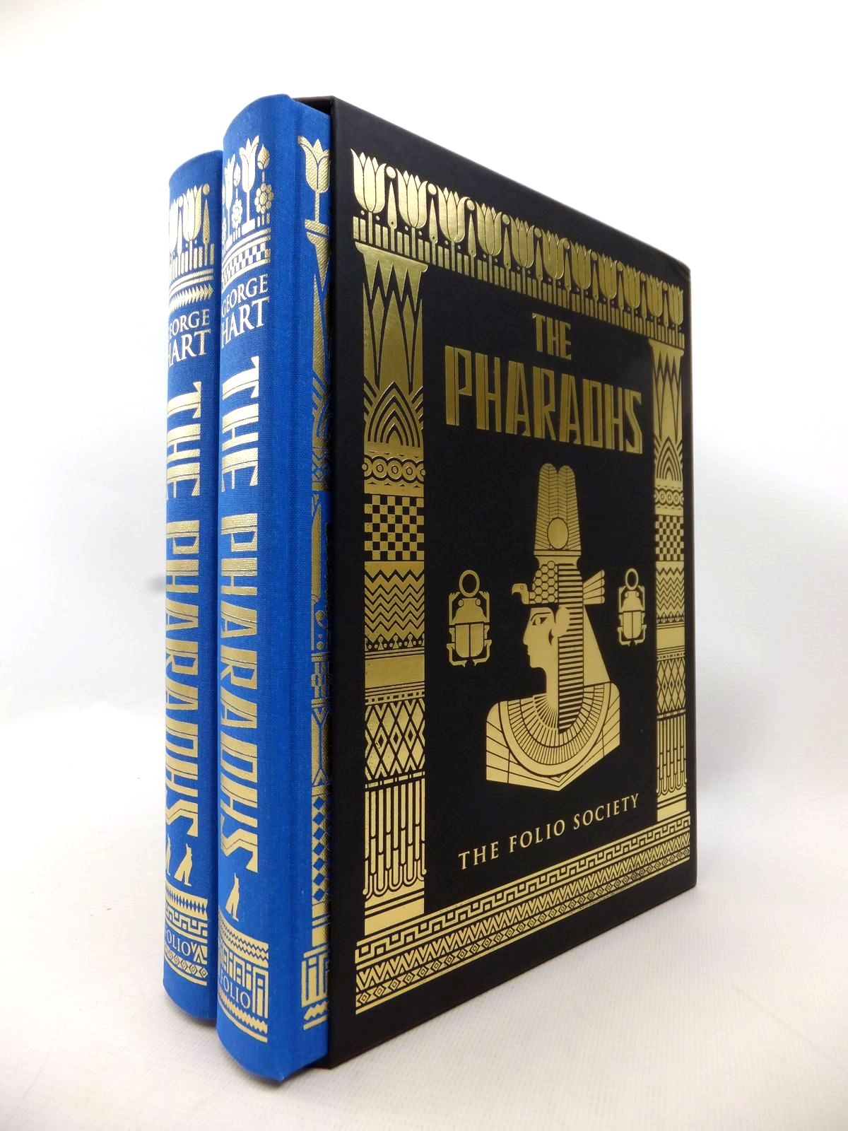 Photo of THE PHARAOHS written by Hart, George published by Folio Society (STOCK CODE: 1813924)  for sale by Stella & Rose's Books