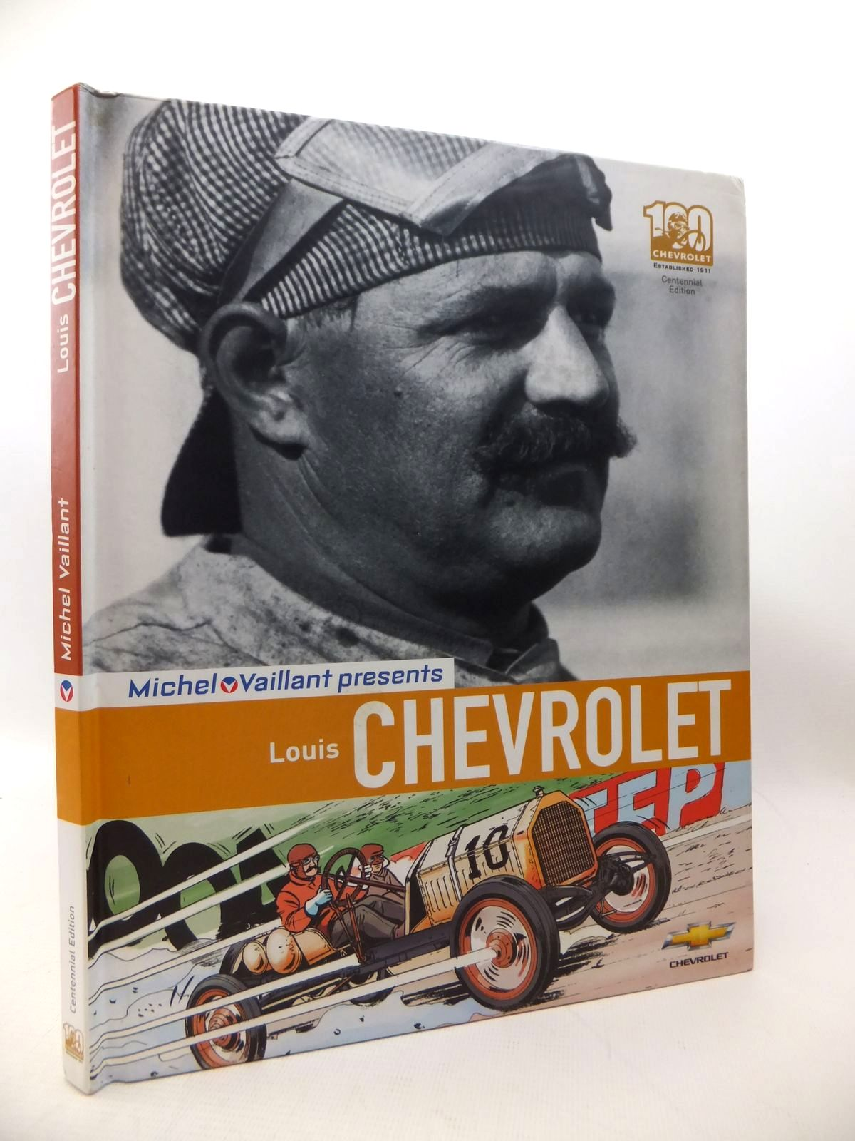 Photo of LOUIS CHEVROLET written by Van Vliet, Pierre<br />Graton, Philippe published by Dupuis (STOCK CODE: 1813932)  for sale by Stella & Rose's Books