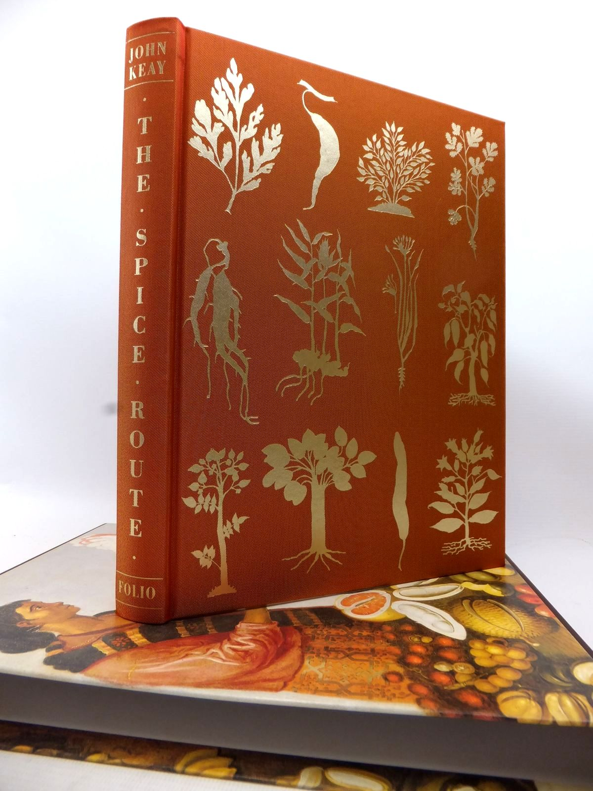 Photo of THE SPICE ROUTE written by Keay, John published by Folio Society (STOCK CODE: 1813947)  for sale by Stella & Rose's Books