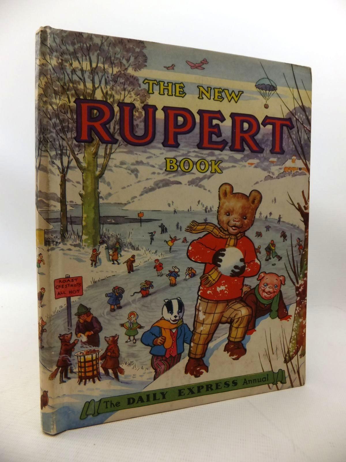 Photo of RUPERT ANNUAL 1951 - THE NEW RUPERT BOOK