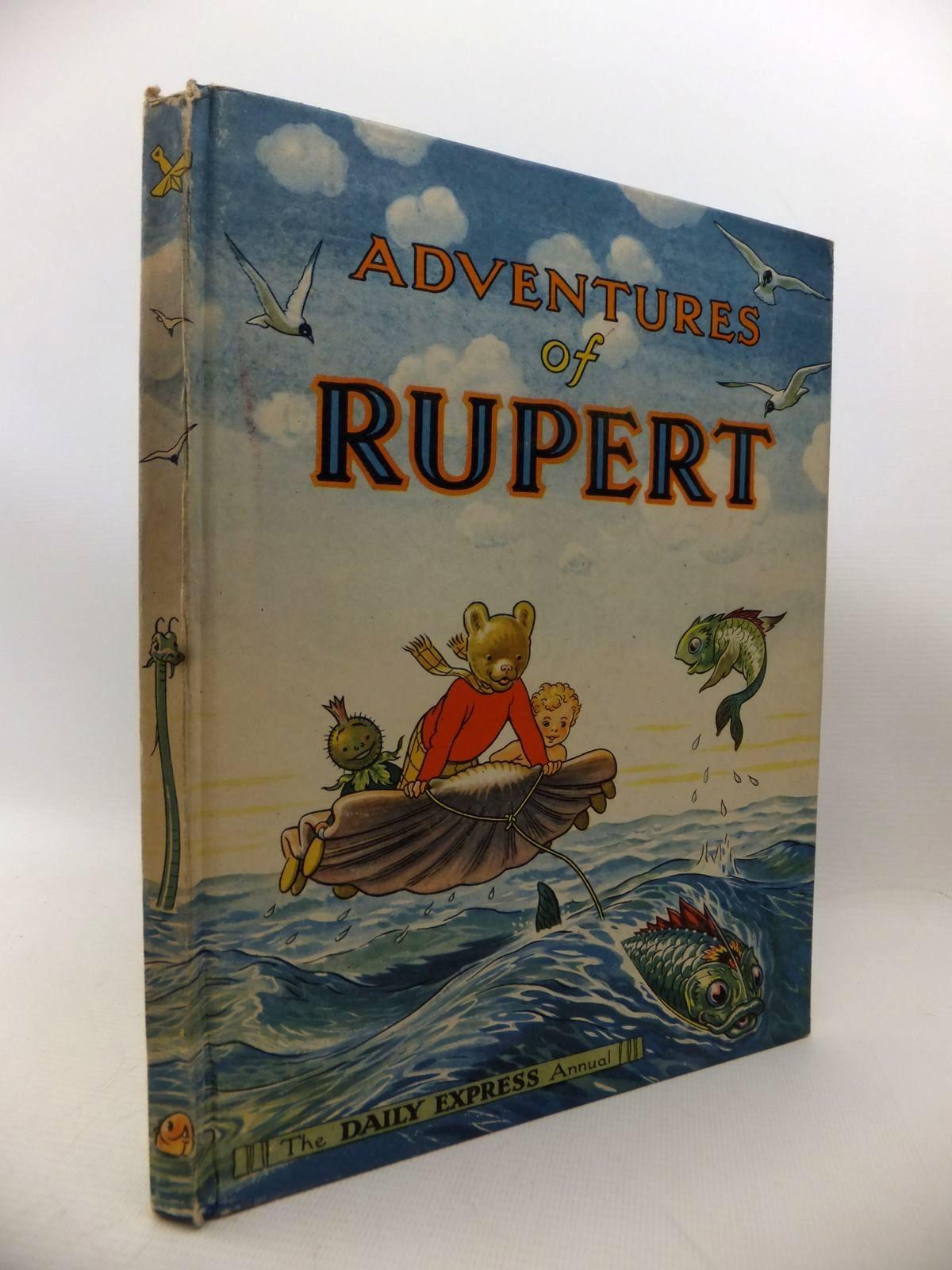 Photo of RUPERT ANNUAL 1950 - ADVENTURES OF RUPERT