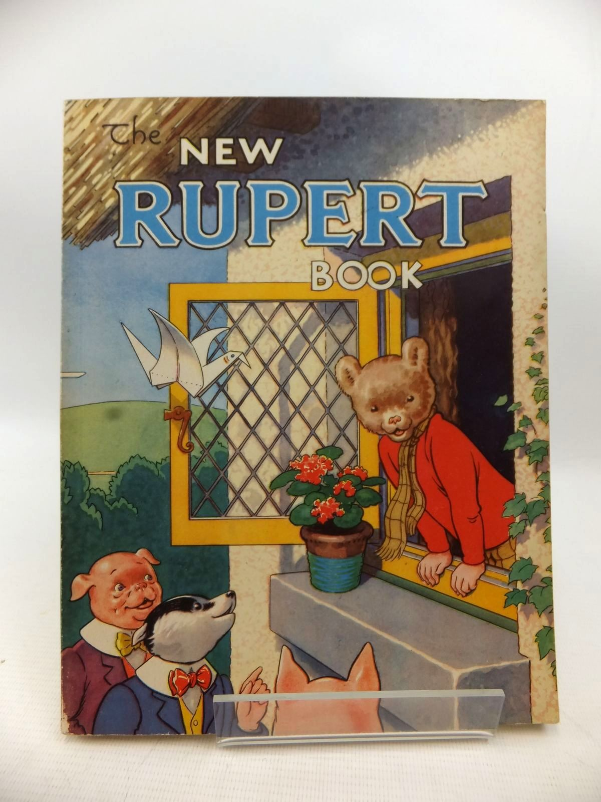 Photo of RUPERT ANNUAL 1946 - THE NEW RUPERT BOOK